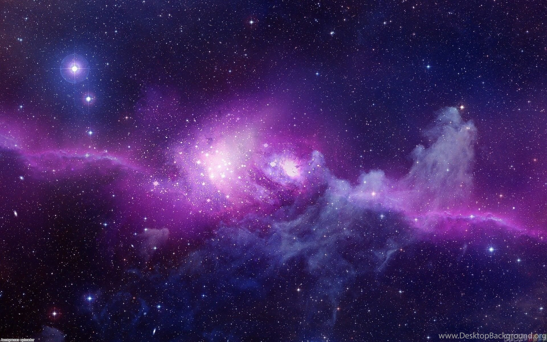 Stars in space backgrounds desktop background widescreen voltagebd Image collections