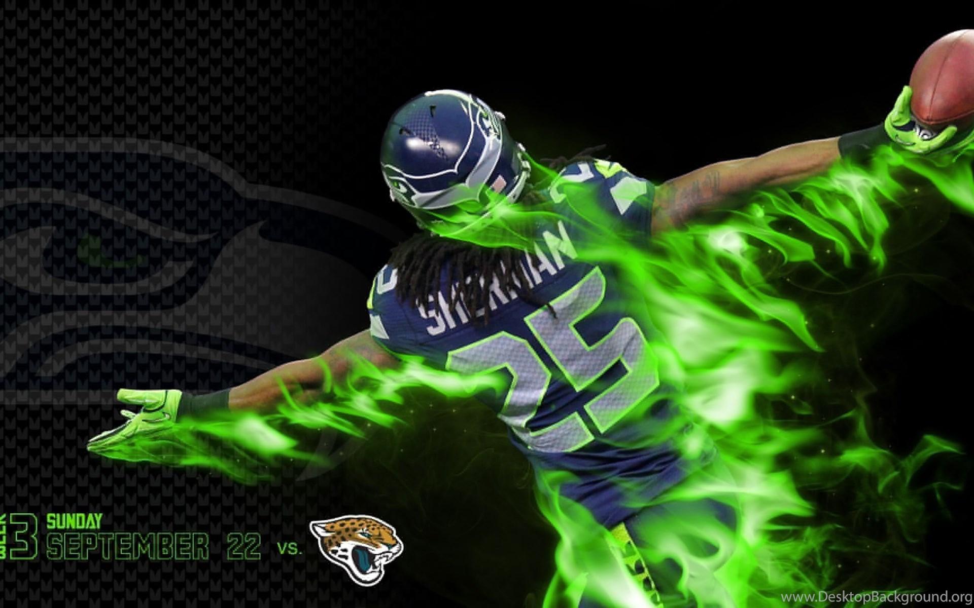 Seattle Seahawks Wallpapers Desktop Background