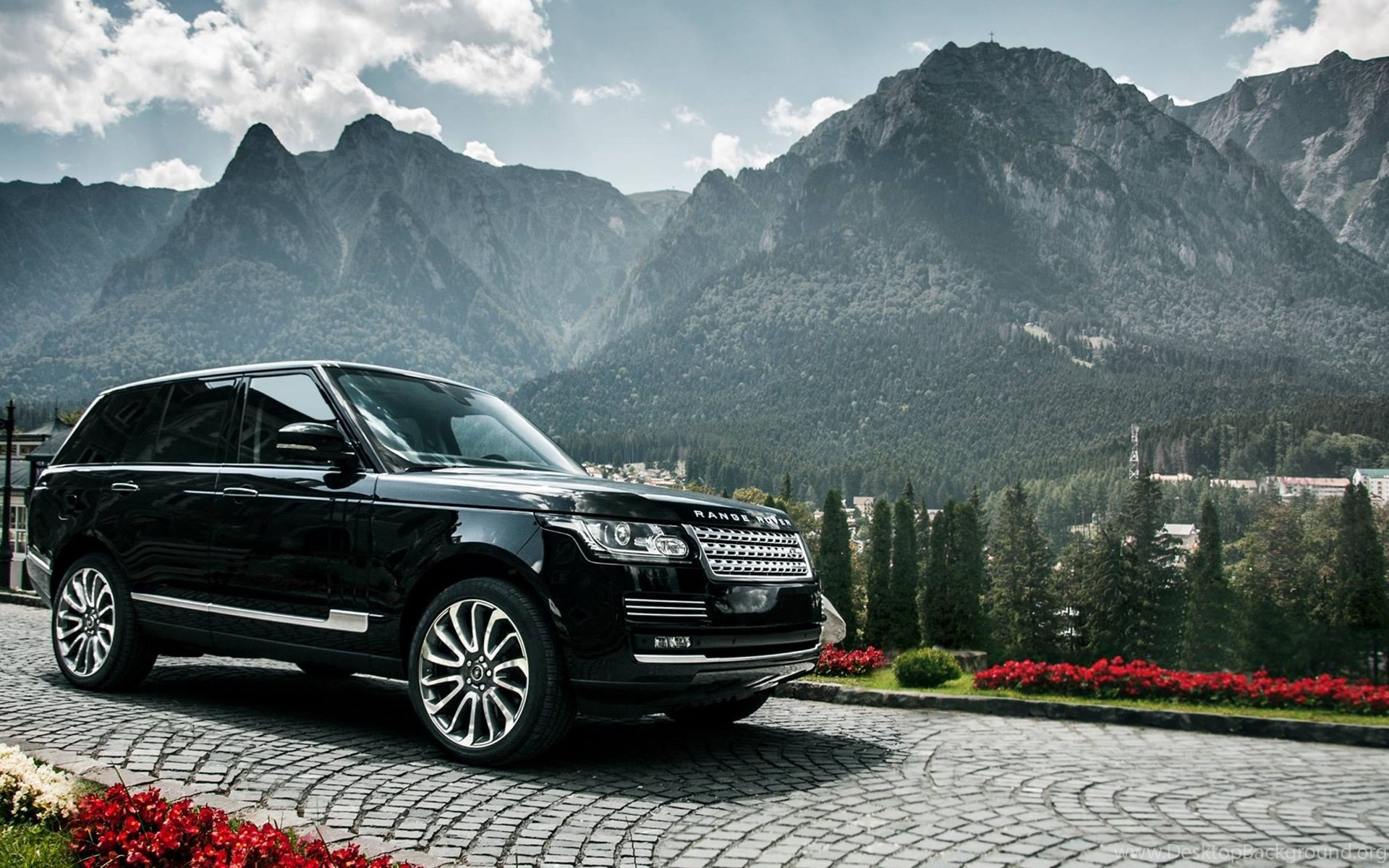 4k Ultra Hd Range Rover Wallpapers Hd Desktop Backgrounds 3840x2160
