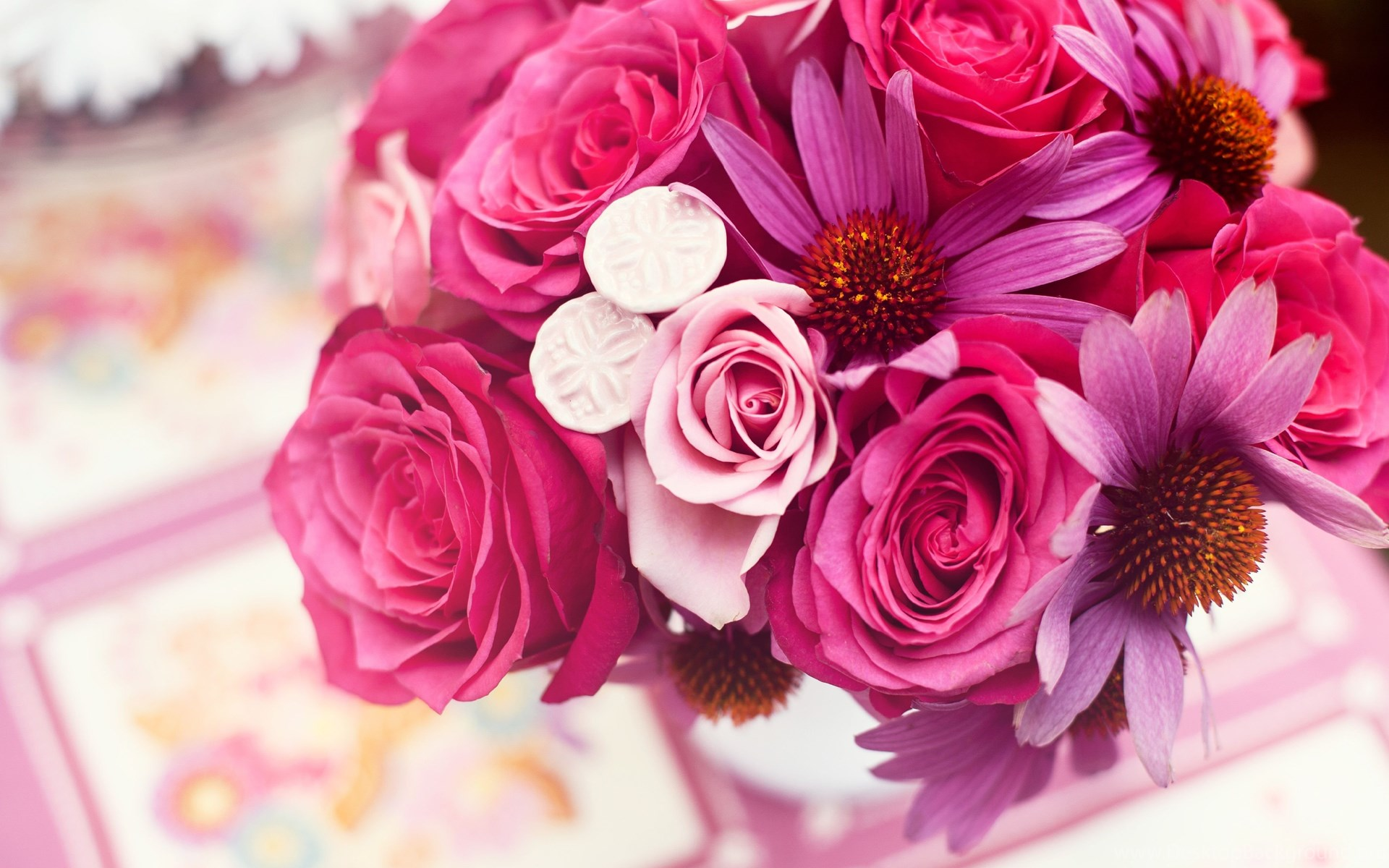 free beautiful high definition flowers wallpapers pink flower