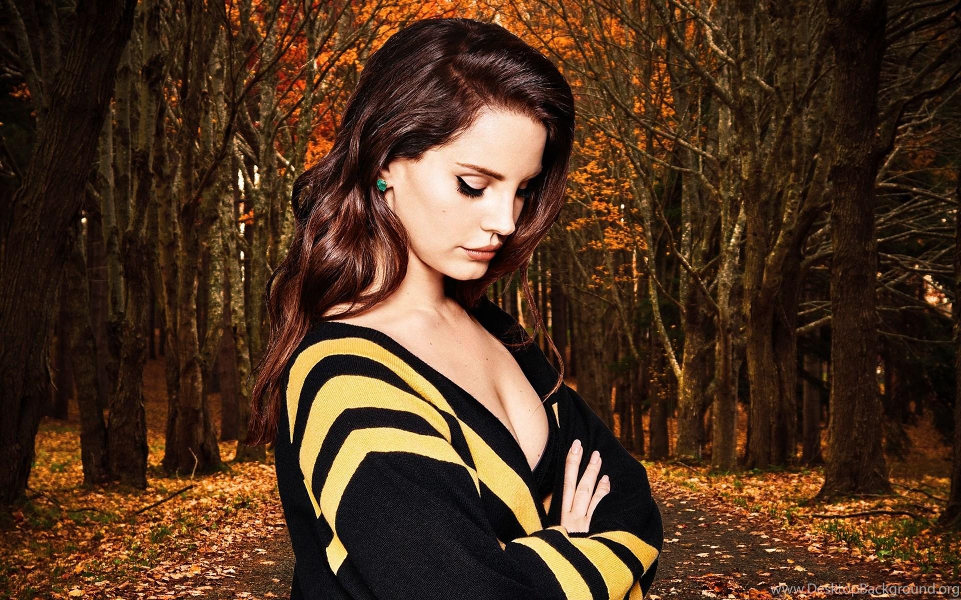 Lana Del Rey Wallpapers Hd By Maarcopngs On Deviantart Desktop