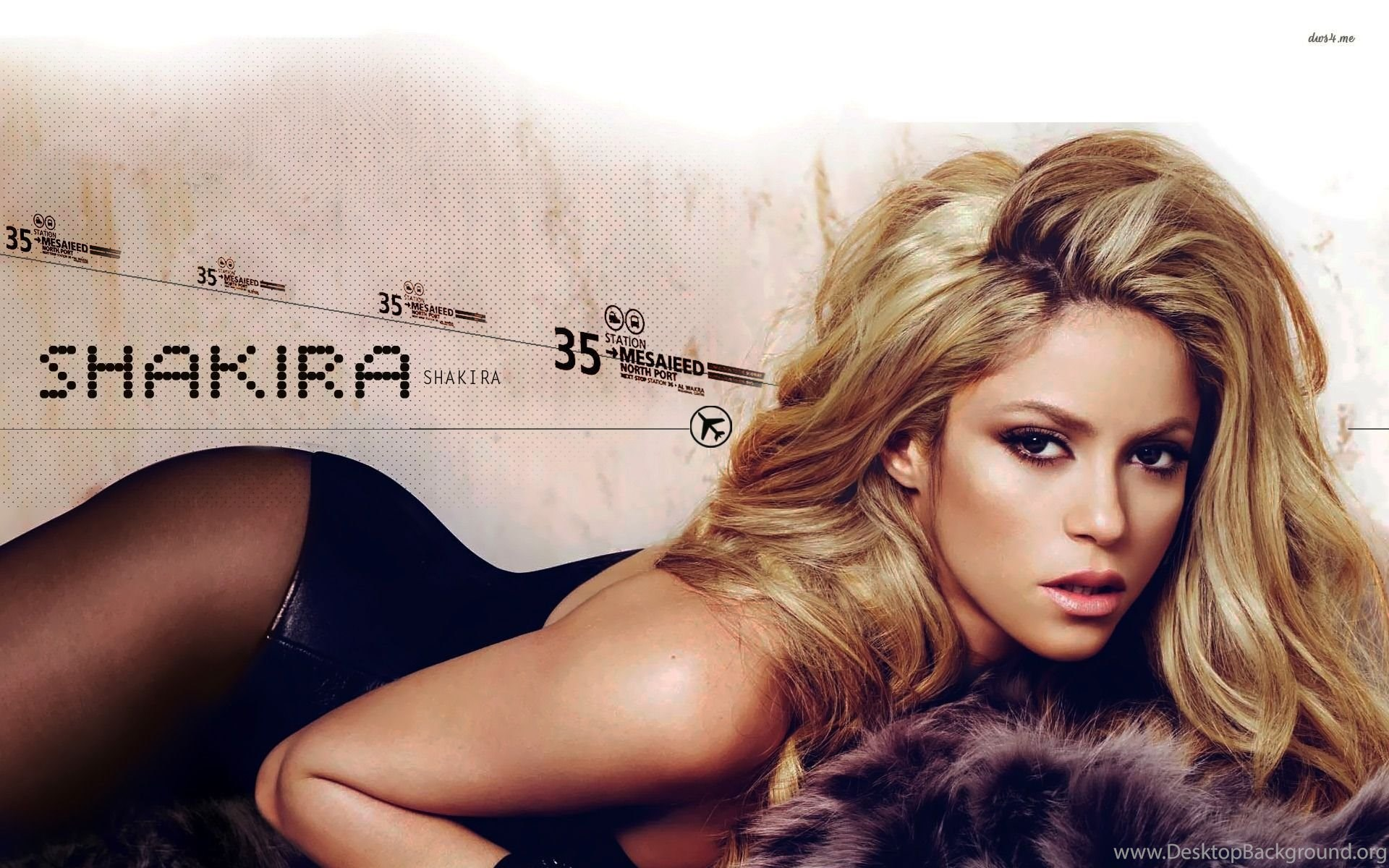 Shakira Wallpapers Celebrity Desktop Background