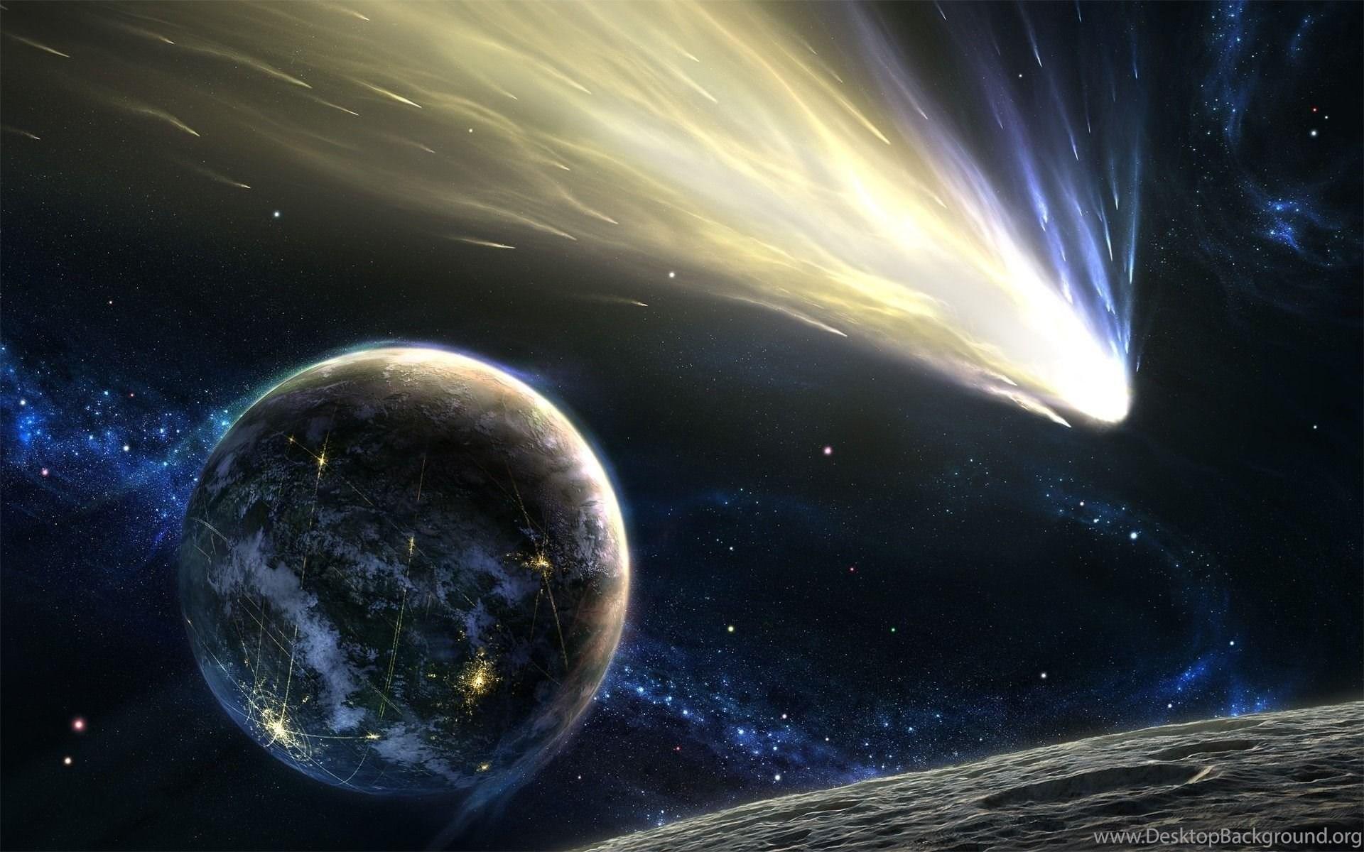 Комета для детей фото