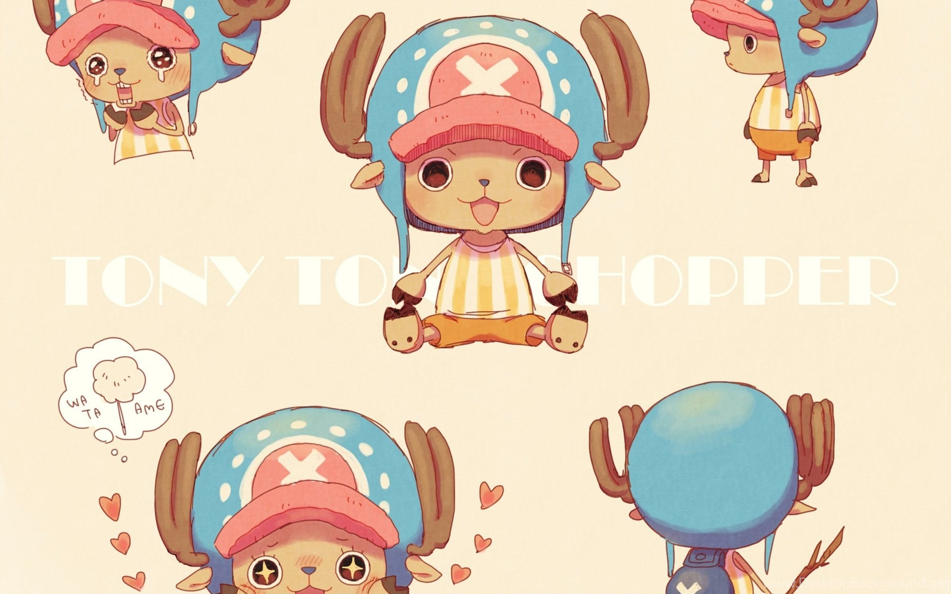 One Piece Tony Tony Chopper Wallpapers Desktop Background