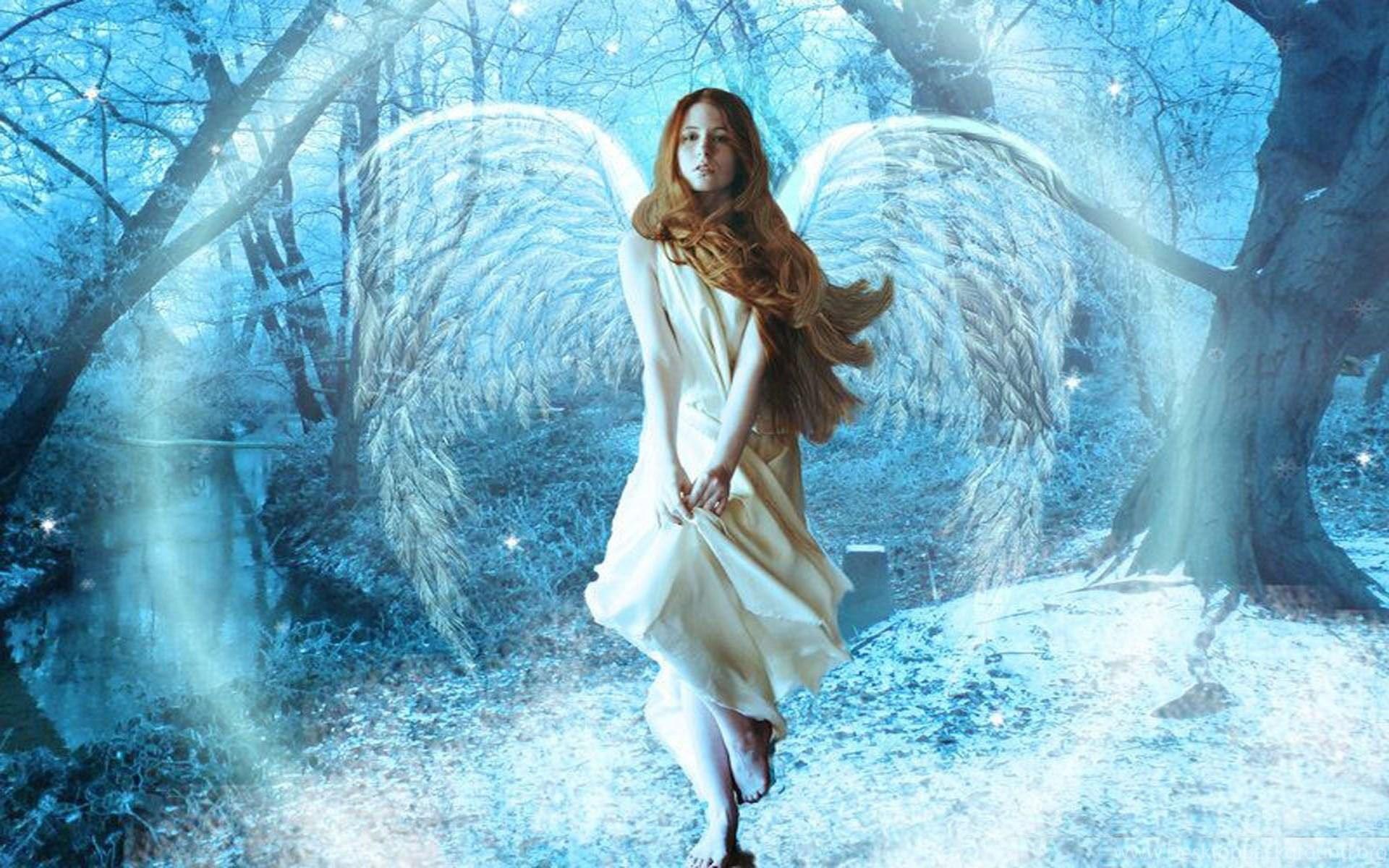 картинки фото ангелов обои - 10