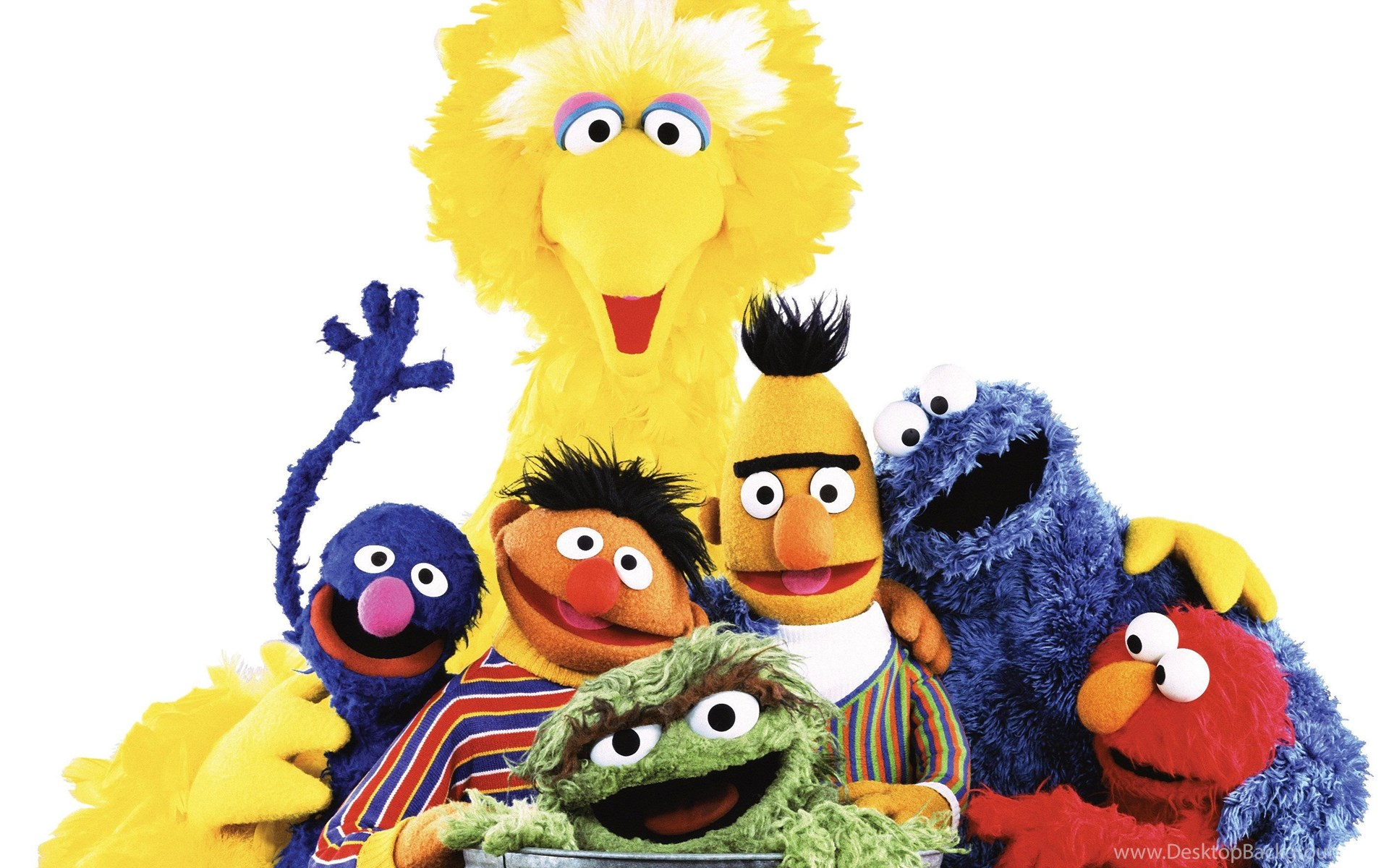 SESAME STREET Family Muppets Children Puppet Comedy Wallpapers