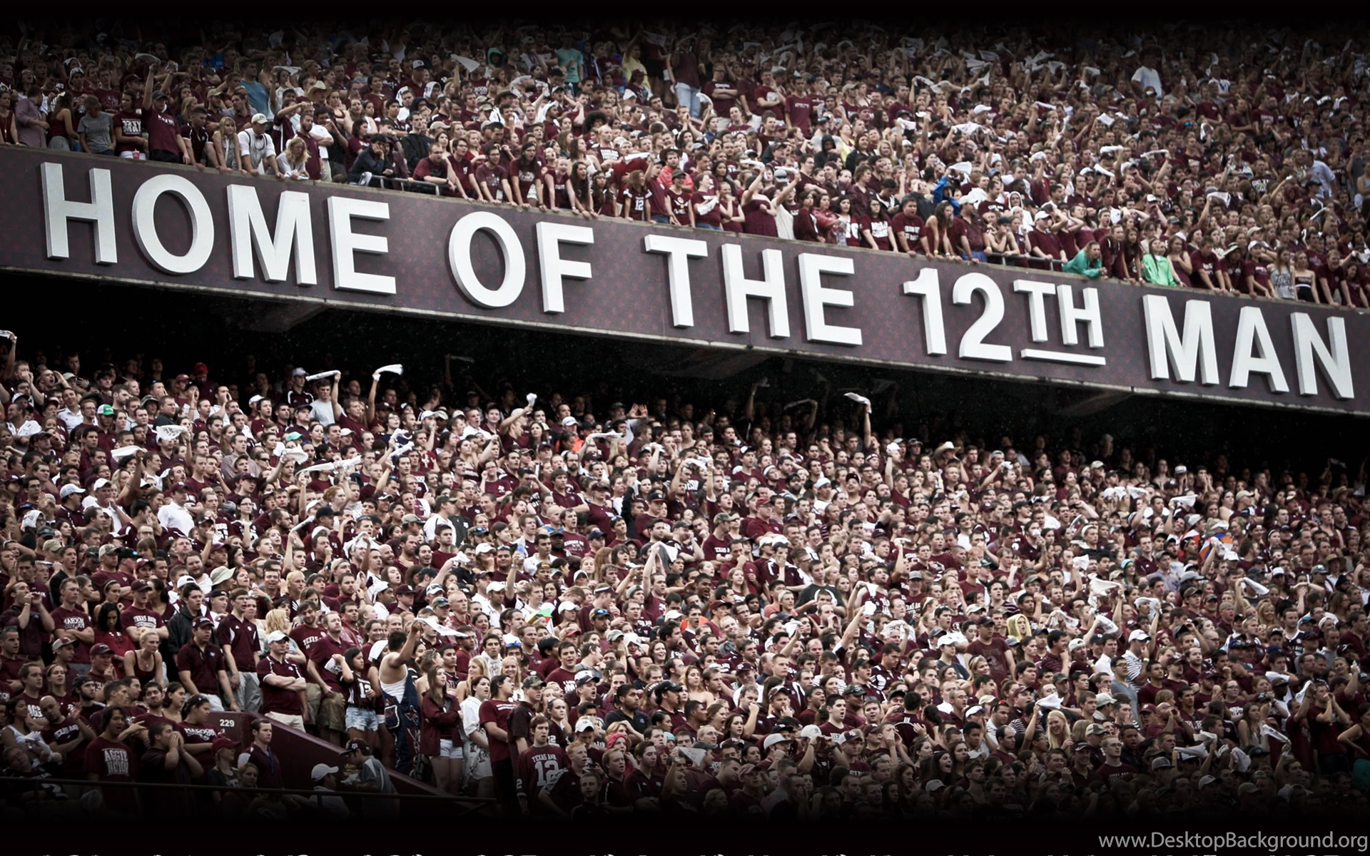 Aggie Football Wallpapers Round 2 Good Bull Hunting Desktop