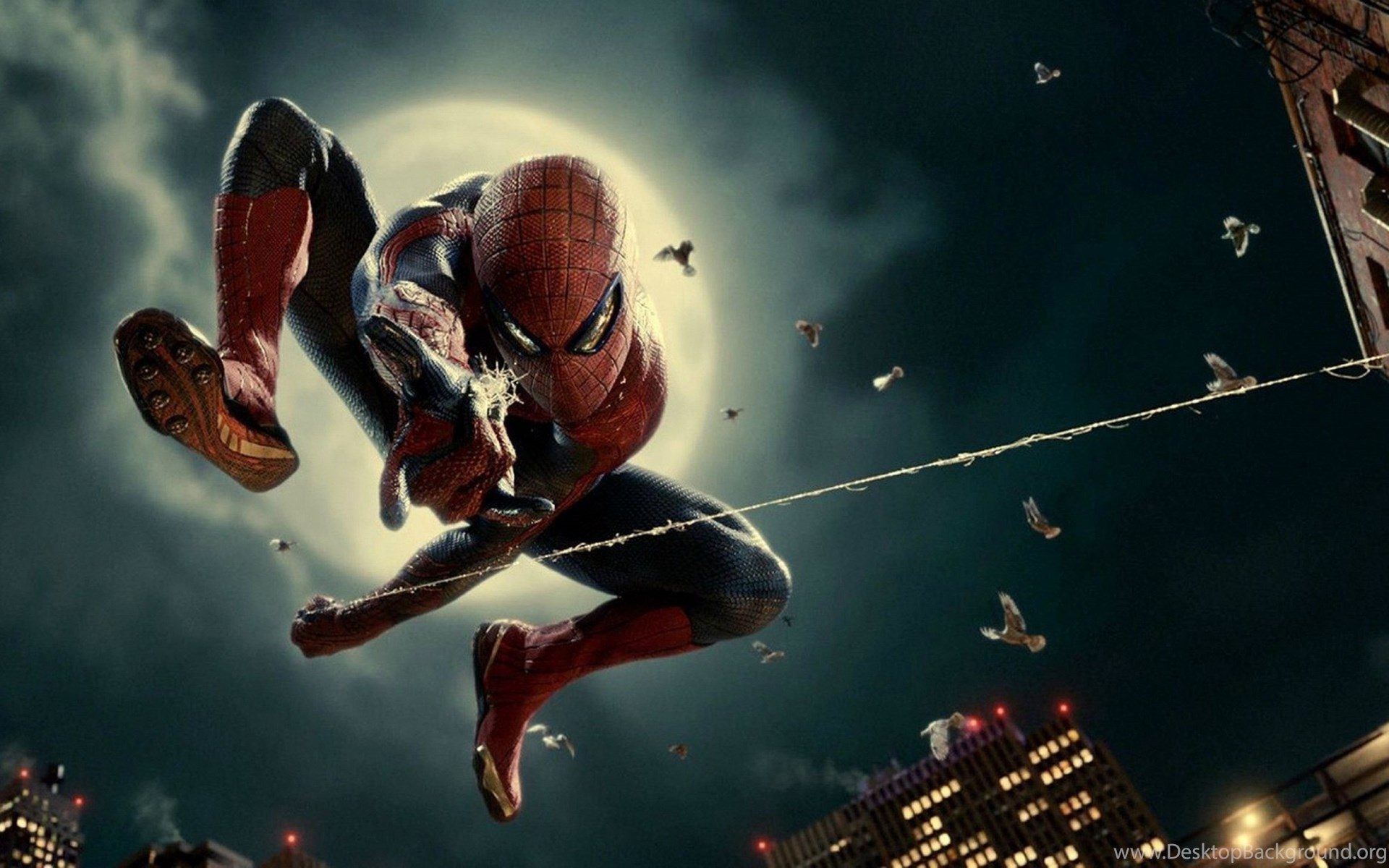 Download wallpapers 3840x2160 the amazing spider man - Spider hd images download ...