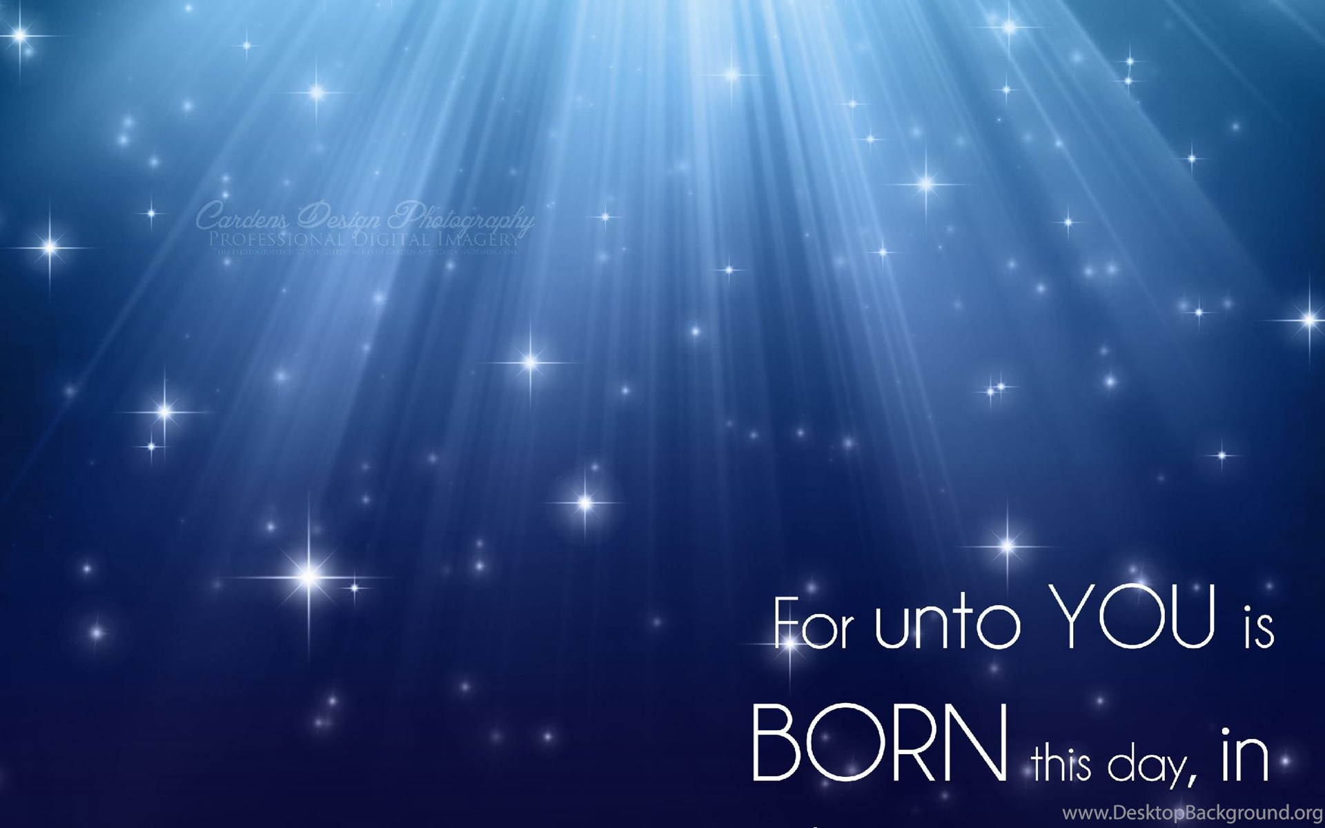 widescreen - Christian Christmas Wallpaper