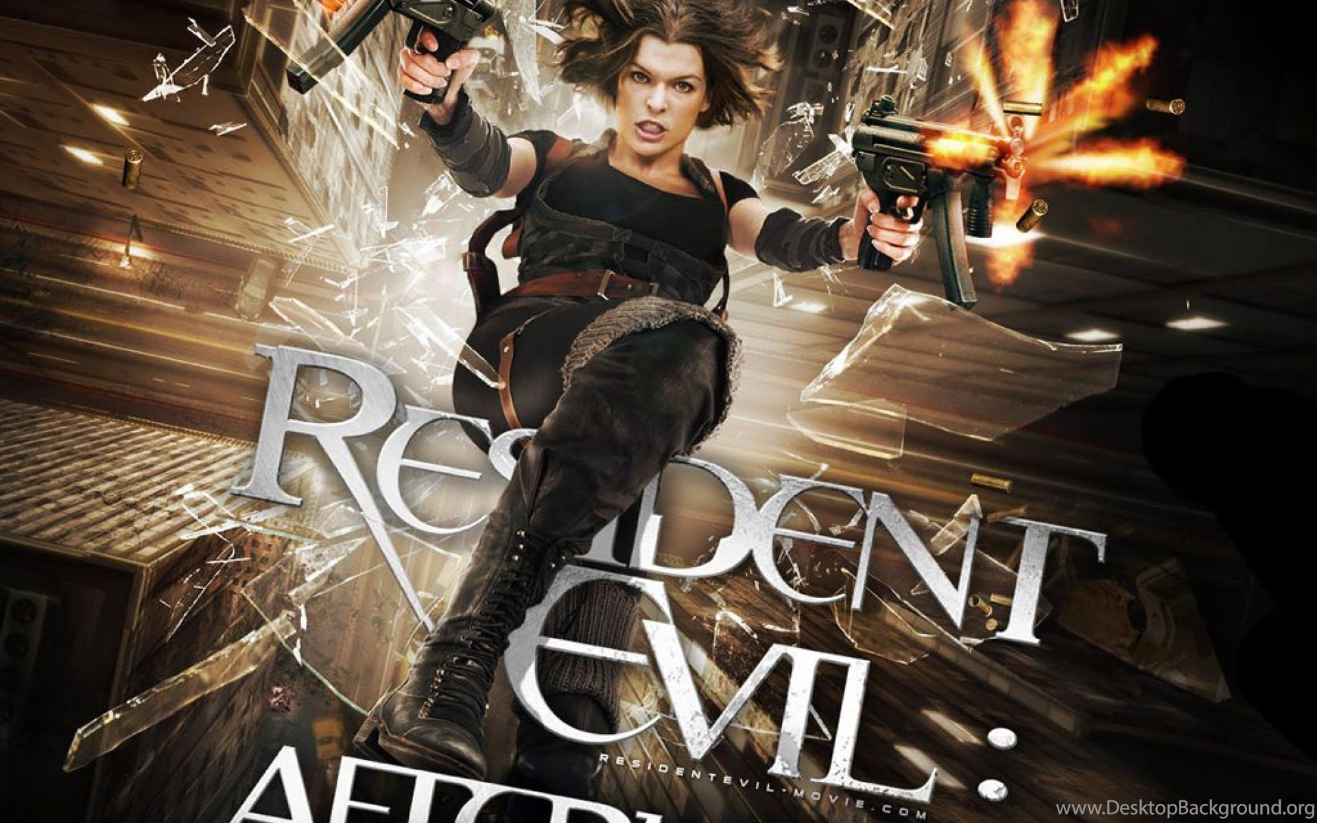 Resident Evil Afterlife HD Wallpapers Background Images