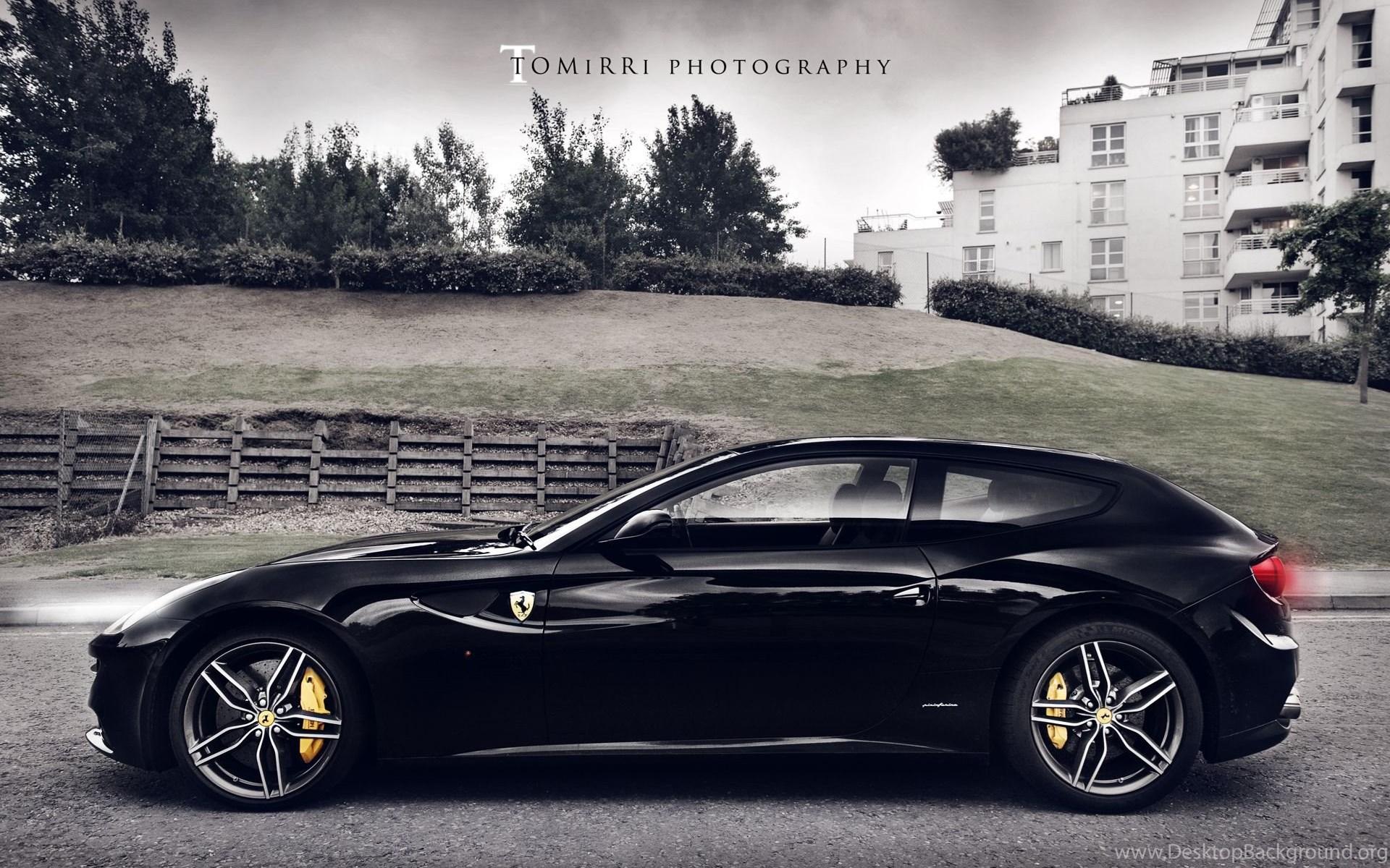 Black Ferrari Ff Wallpaper 1 Jpg Desktop Background