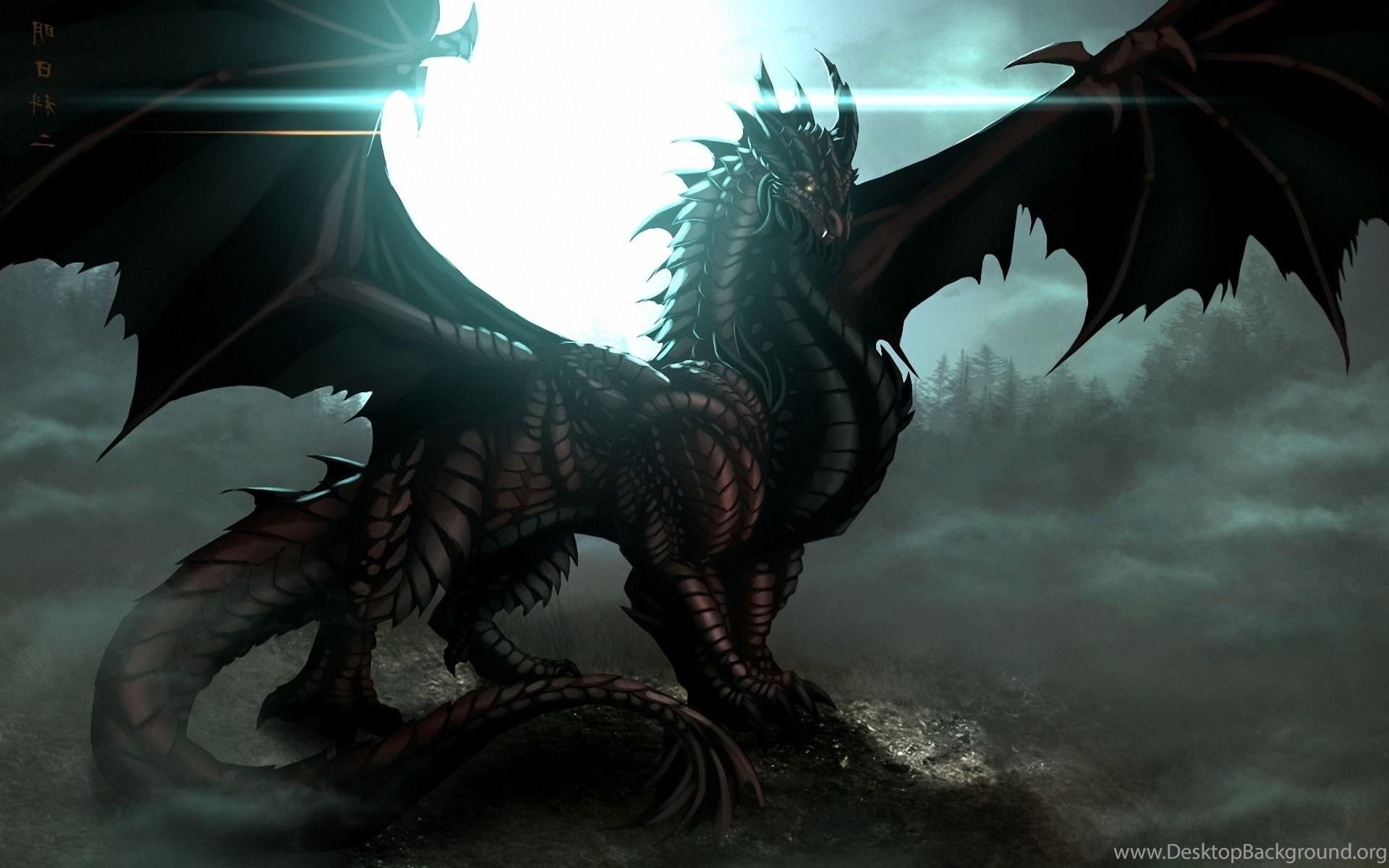 1920x1080px Creepy Dragon Wallpapers Hd Desktop Background