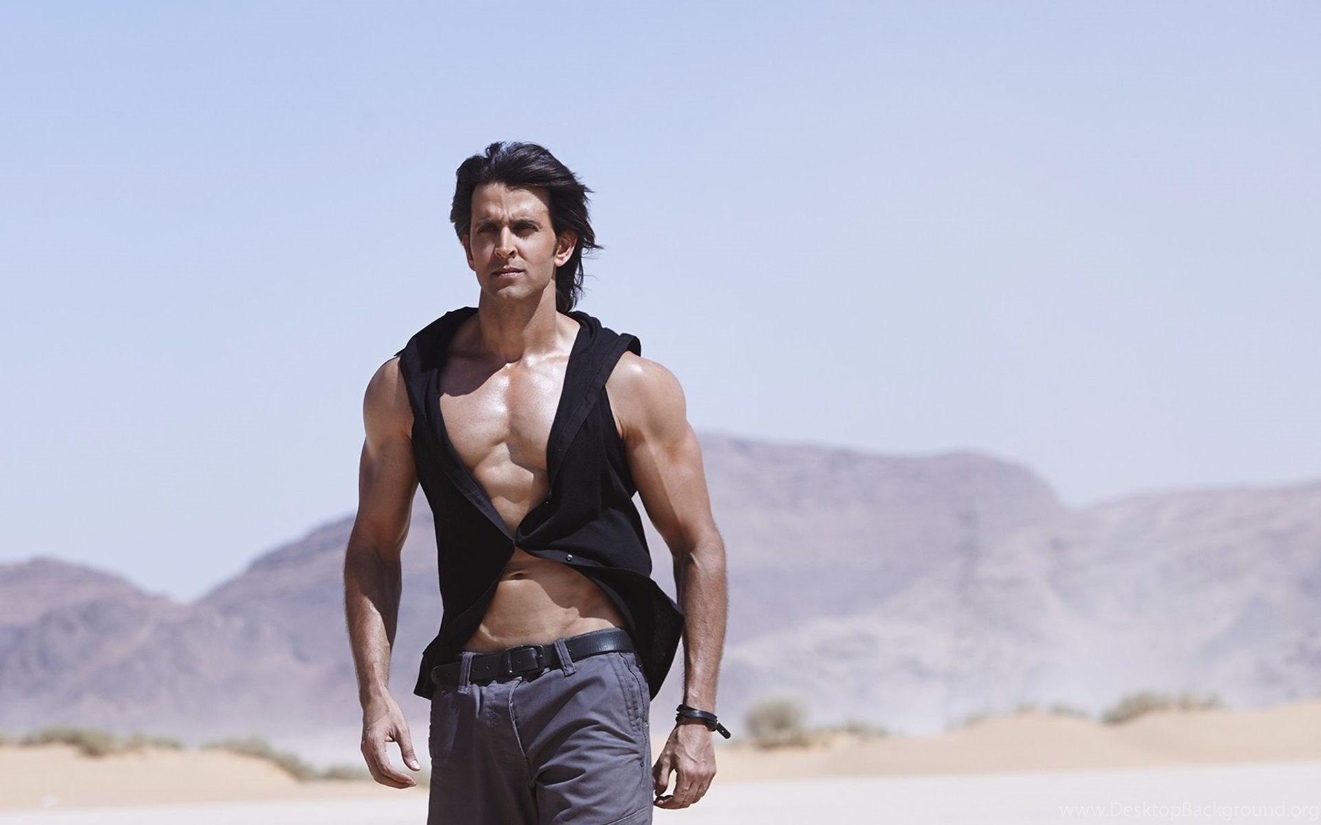 hrithik roshan body cool wallpaper hd krrish 3 desktop background