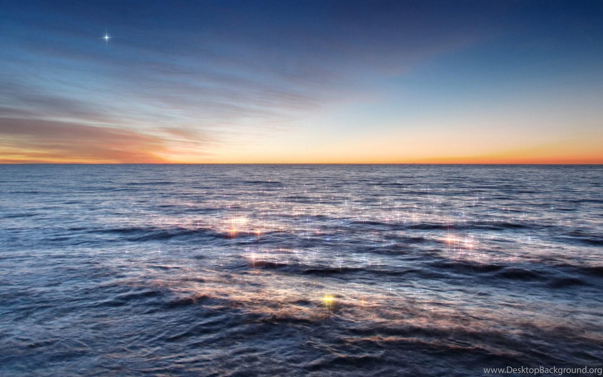 Evening In Malibu IPhone Panoramic Wallpapers Download Desktop Background