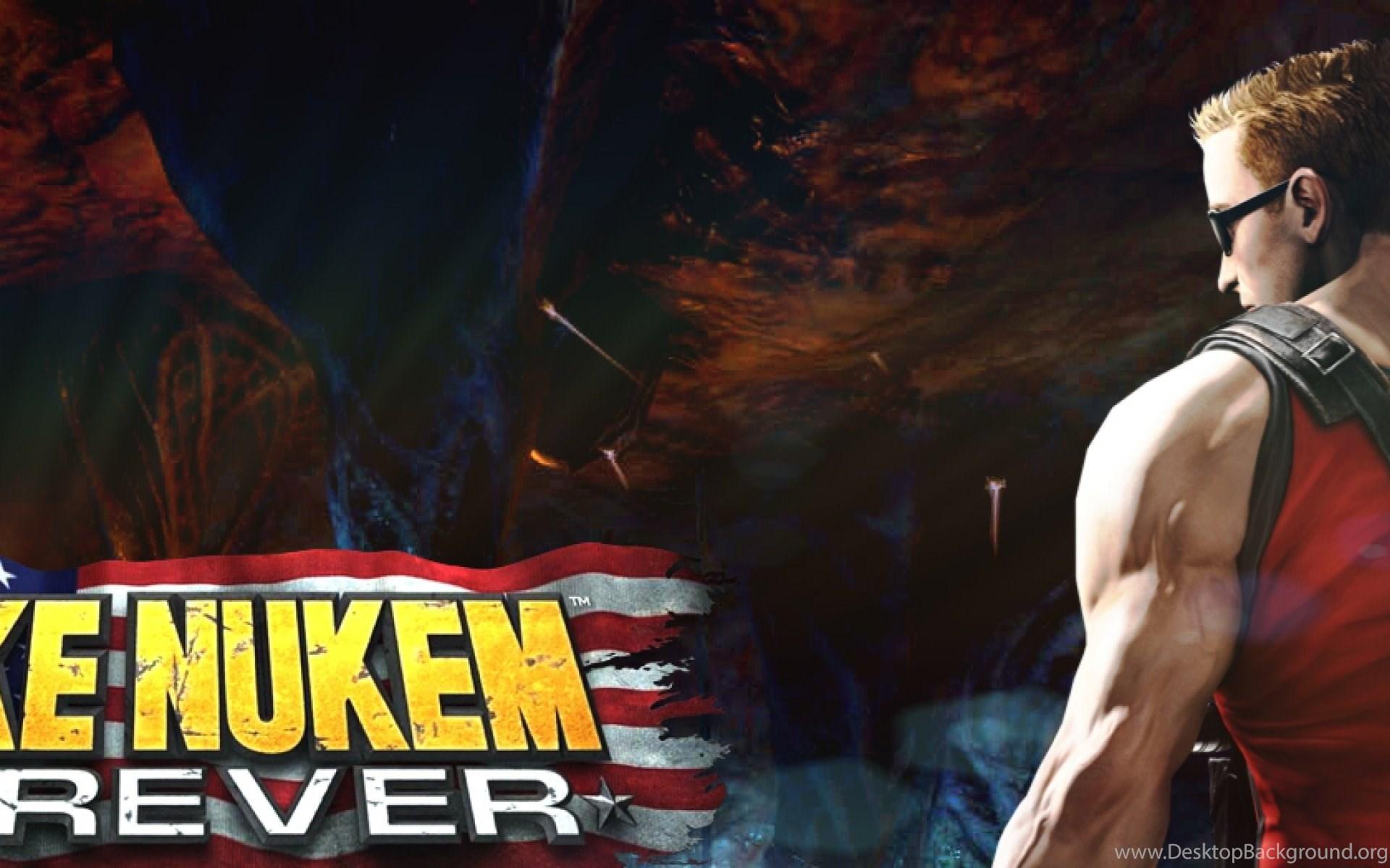 Download Wallpapers 3840x1200 Duke Nukem Forever Sant John Beast