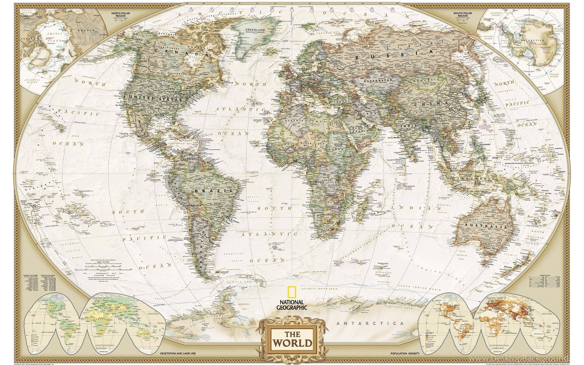 National geographic world map wallpapers 1103450 desktop background widescreen gumiabroncs Choice Image