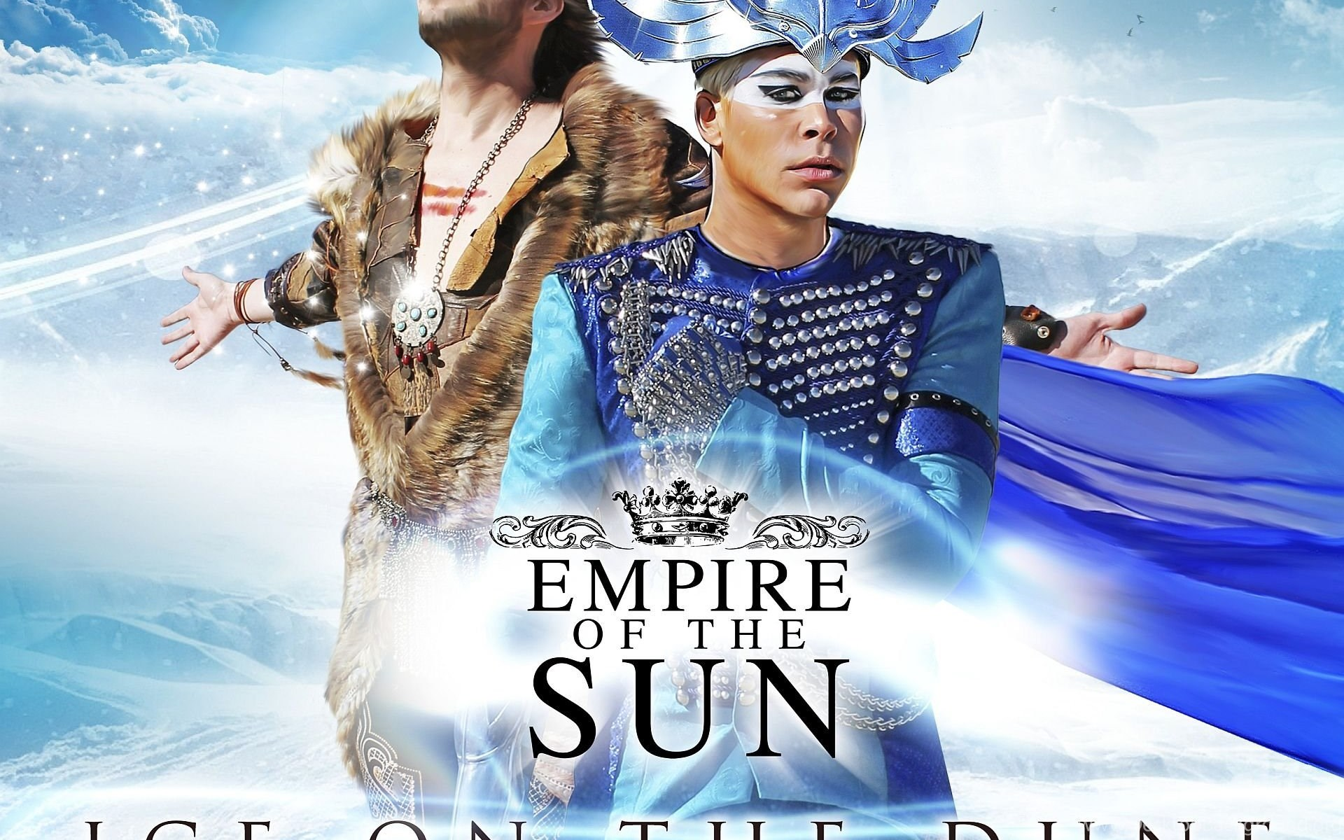 Empire Of The Sun Electronic New Wave Glam Pop Edm Wallpapers