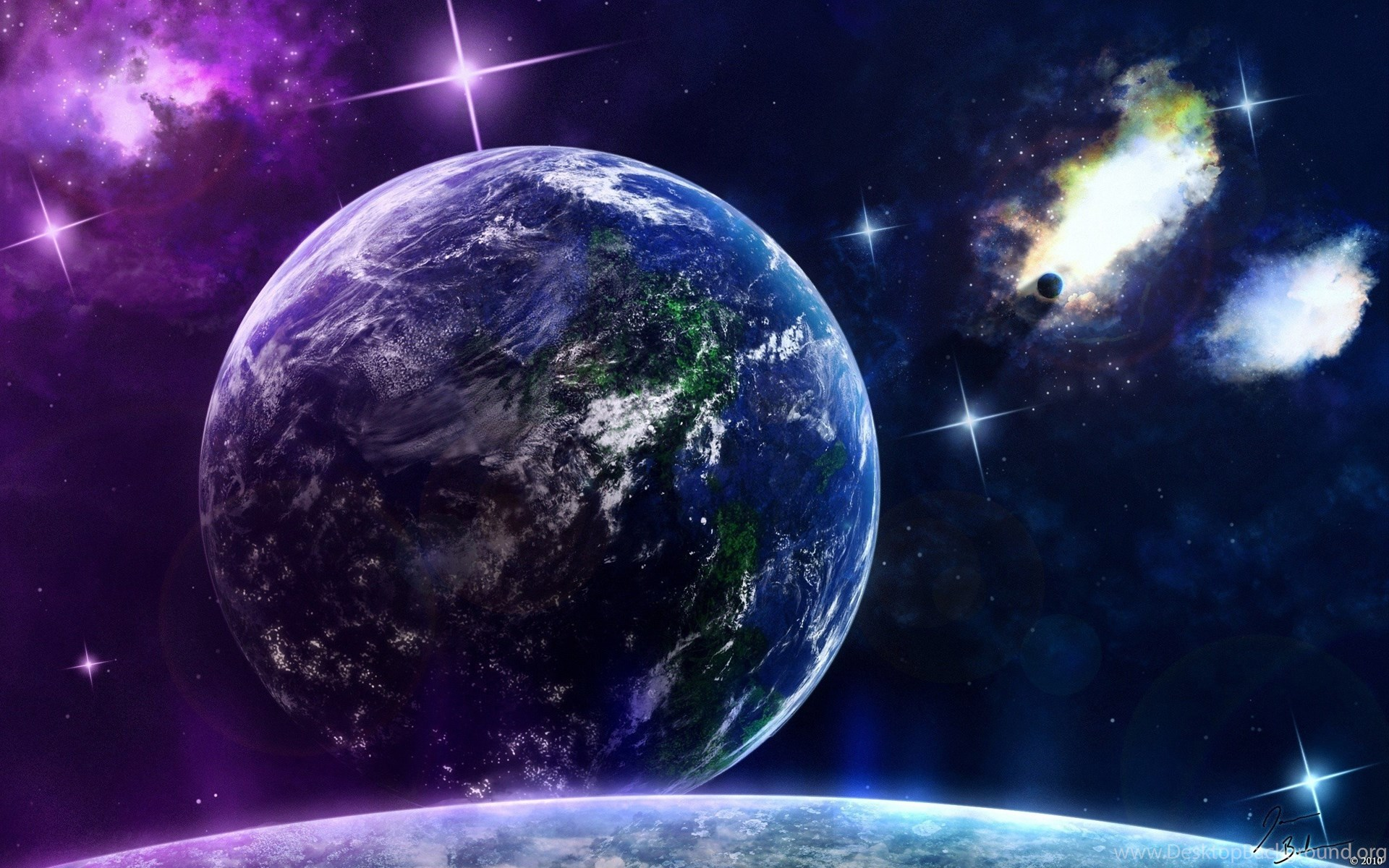 628442 earth beauty galaxy hd
