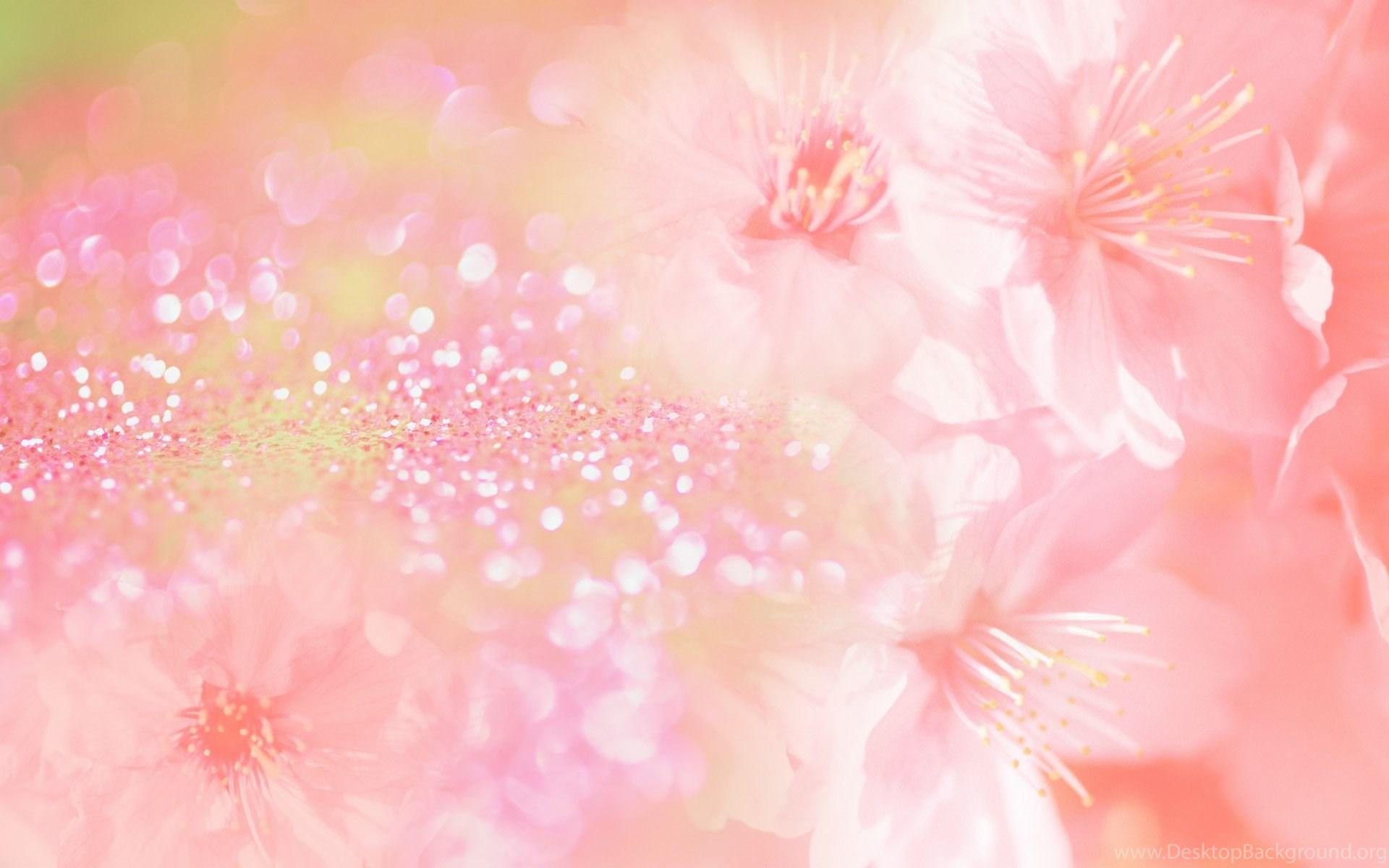 Pink Flower Wallpaper Backgrounds Wallpapers Cave Desktop Background