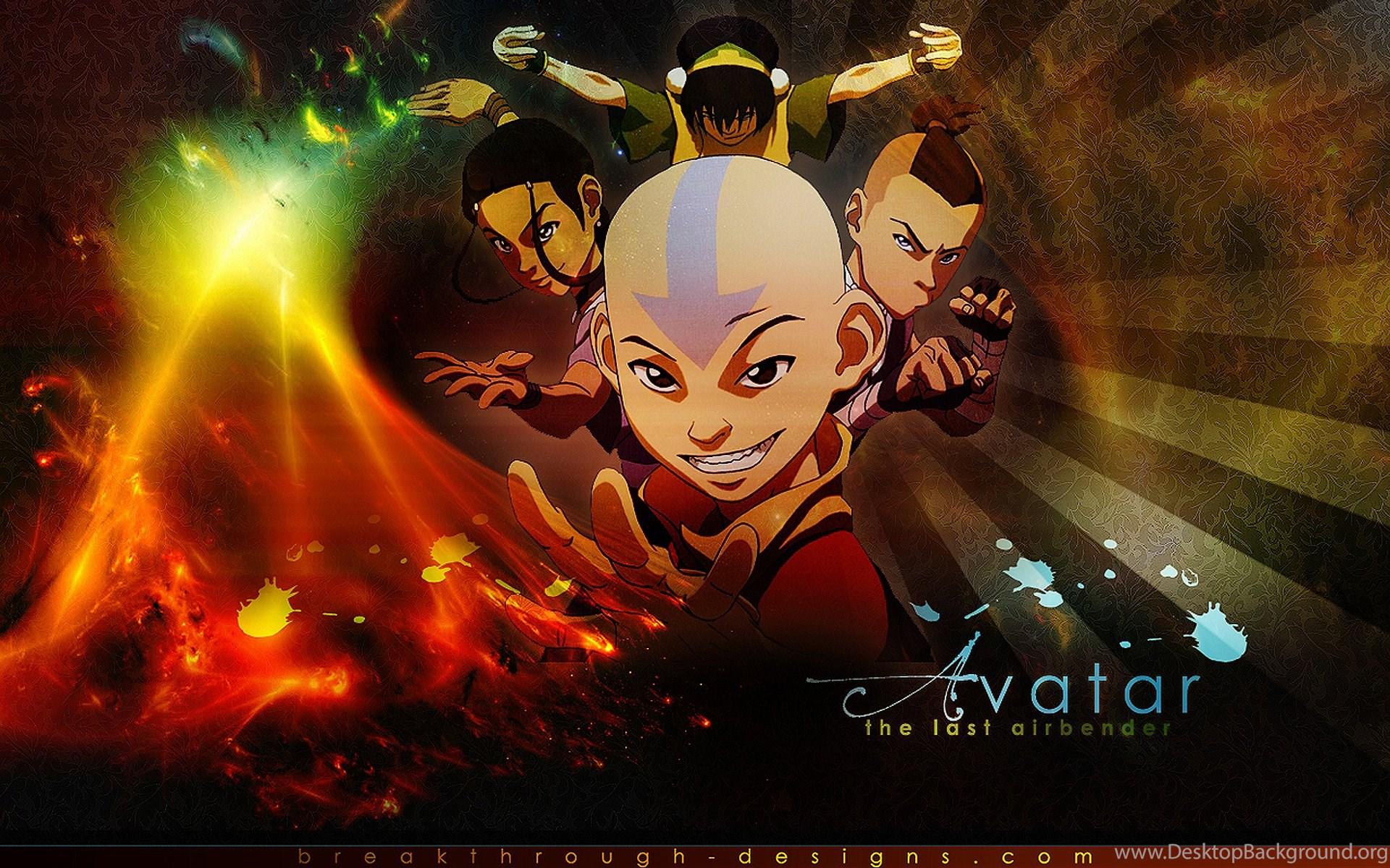 40 Avatar The Last Airbender Wallpapers For Download Desktop