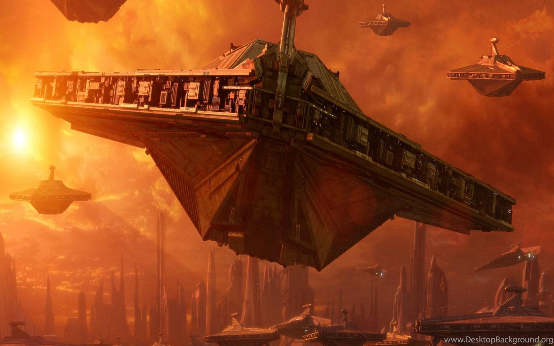 Star Wars Episode Ii Attack Of The Clones Wallpaper Ipad Desktop Background