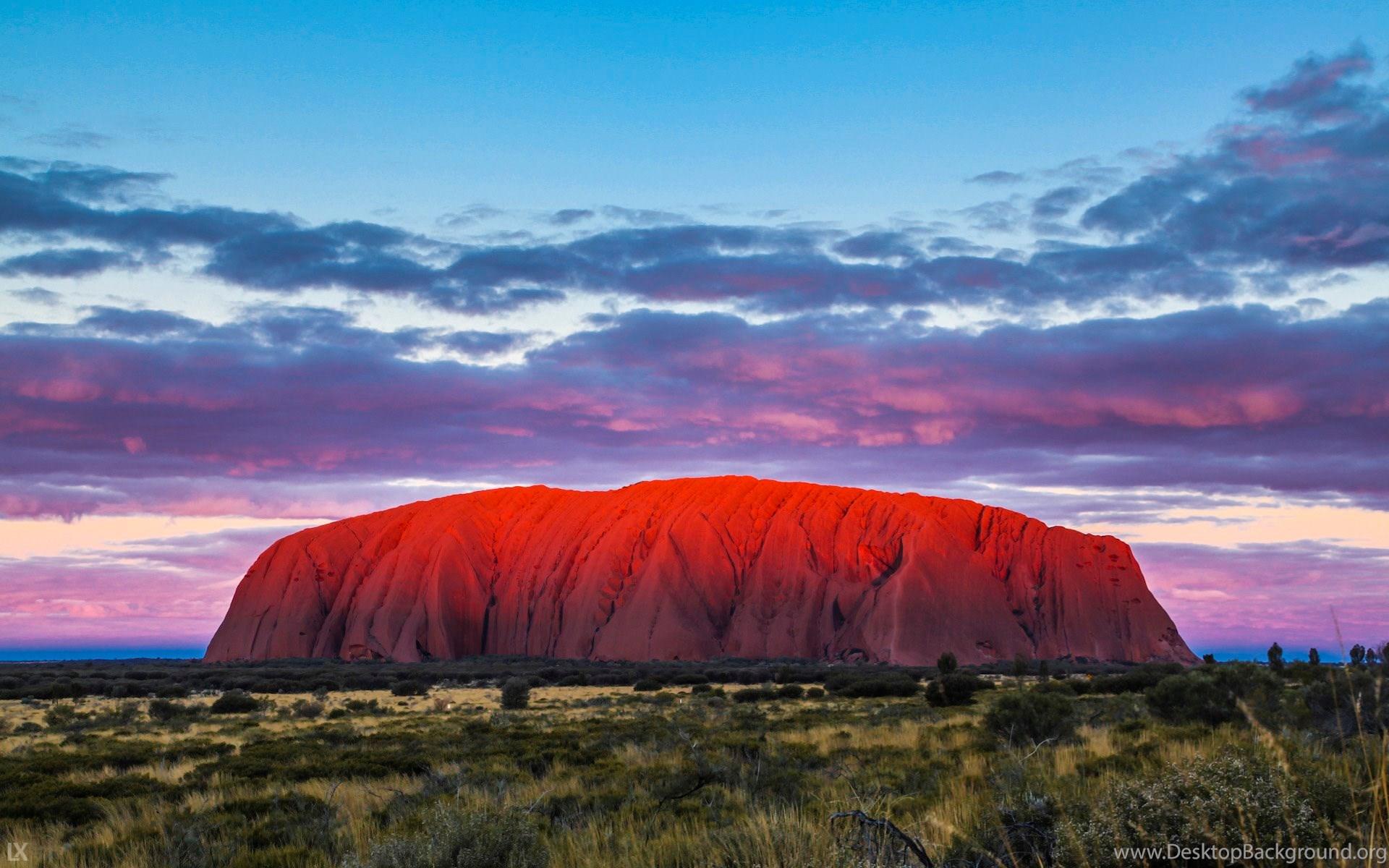 Uluru-Kata Tjuta National Park, Australia  № 891682 без смс