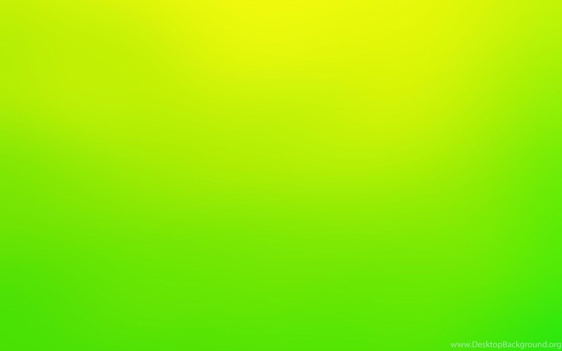 Green Yellow Wallpapers HD Wide Desktop Background