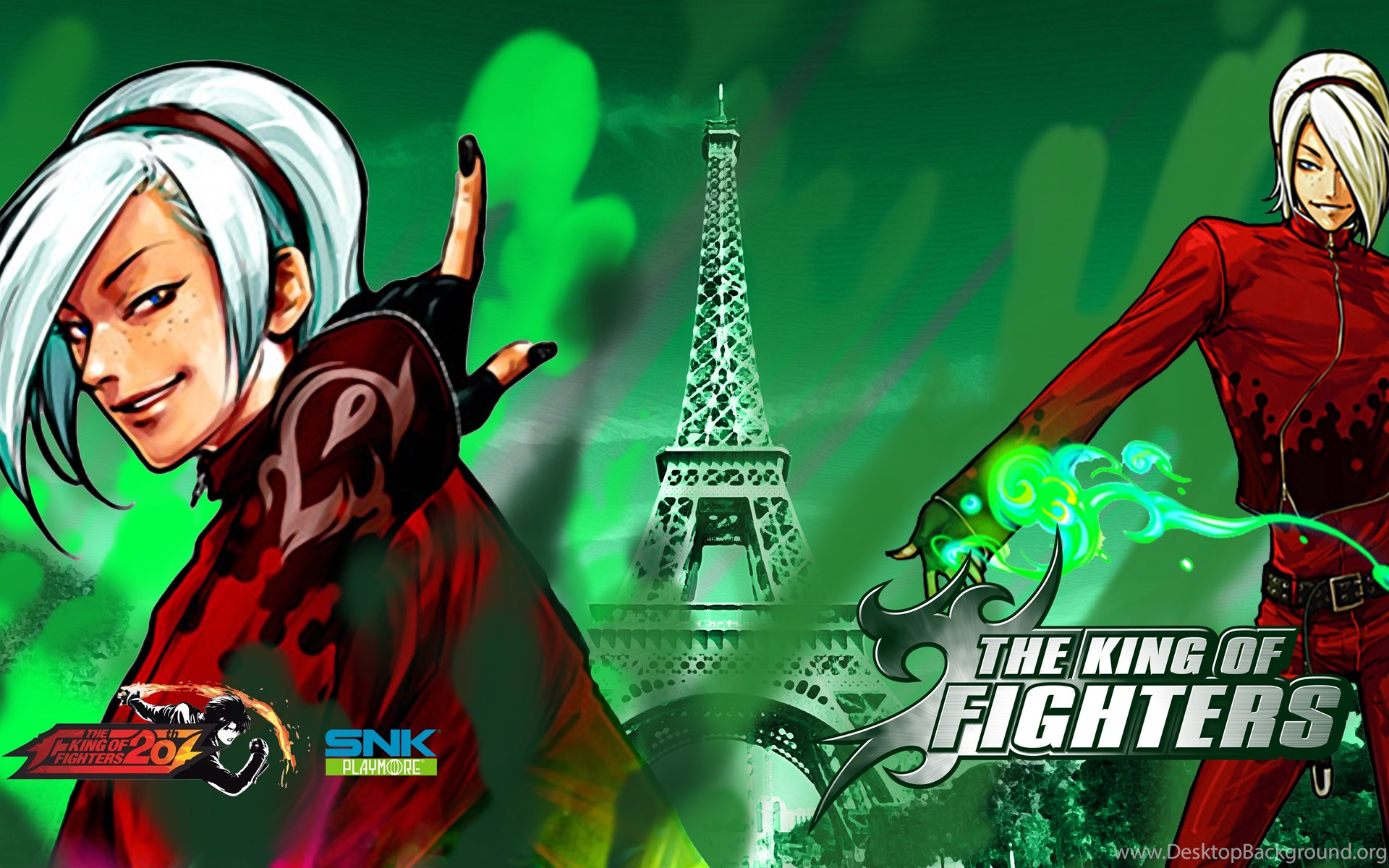 Free The King Of Fighters Ash Crimson Hd Wallpapers Desktop Background