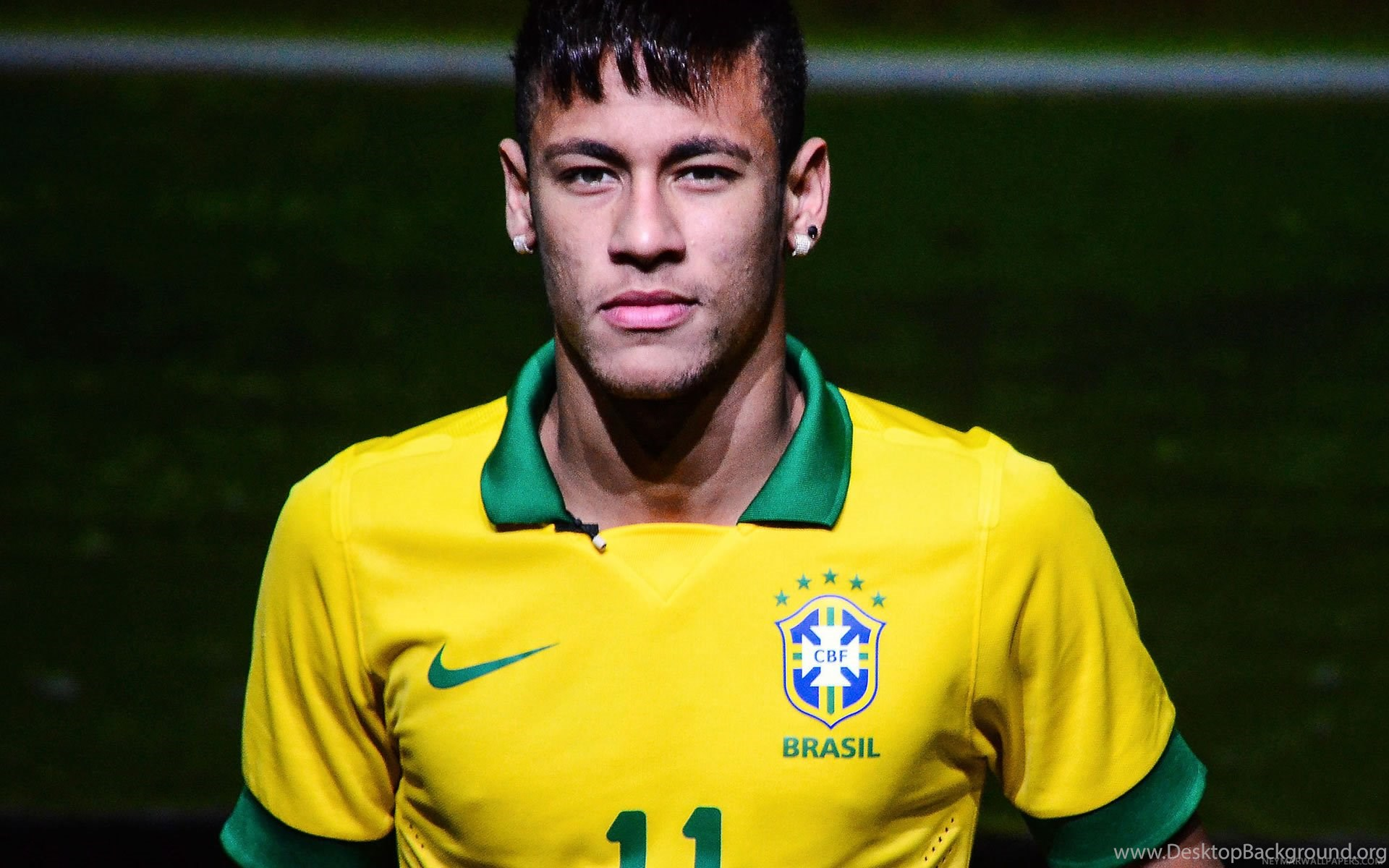 Neymar Brazil HD Wallpapers Football Backgrounds Desktop Background