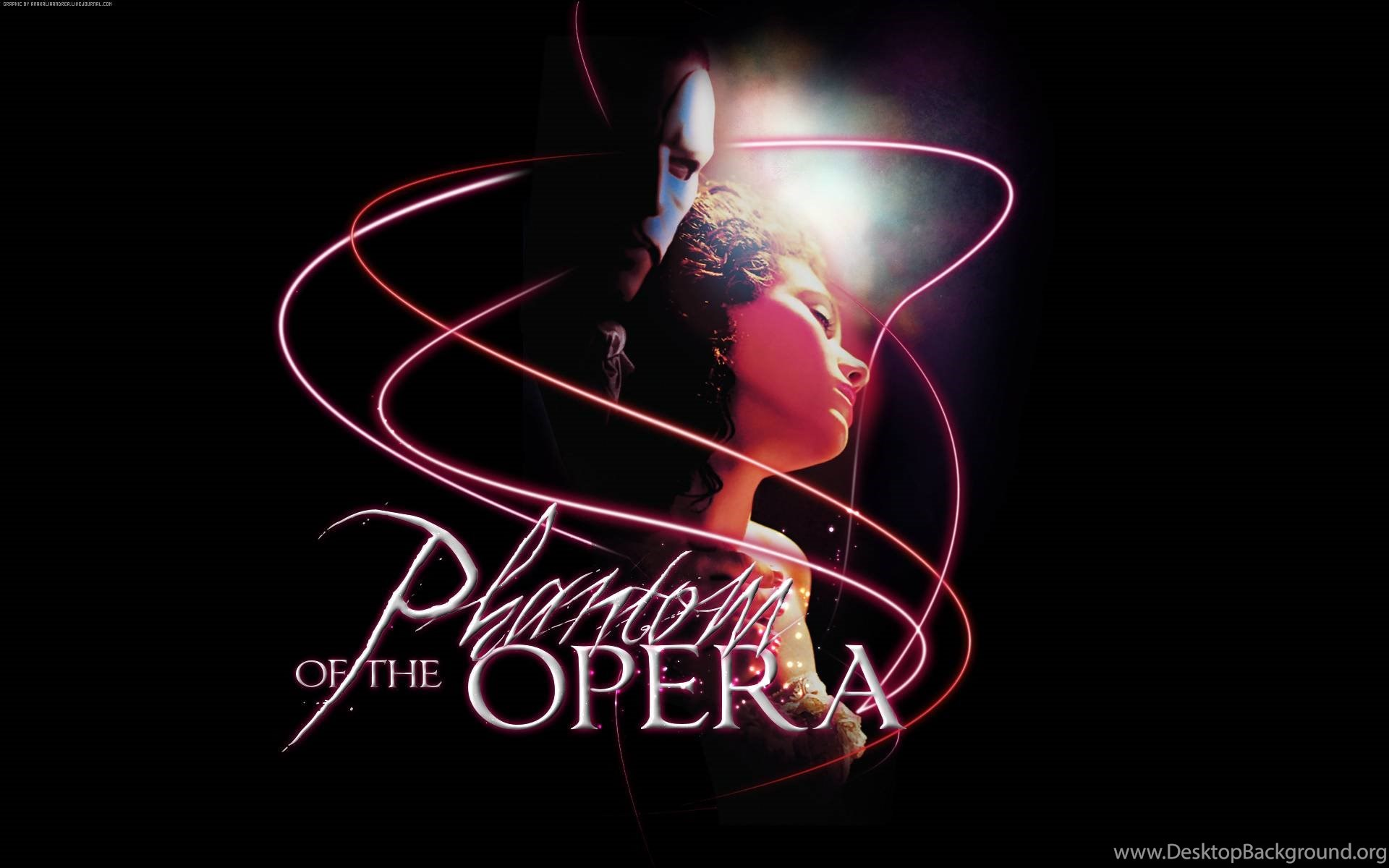 Lovely Wallpapers Phantom Of The Opera Picture Desktop Background