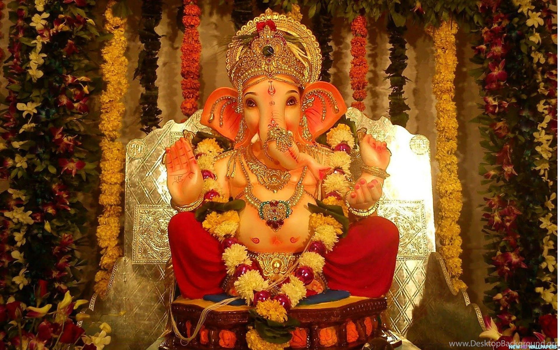 Latest Lord Ganesha HD Wallpapers High Quality Photos Free Desktop