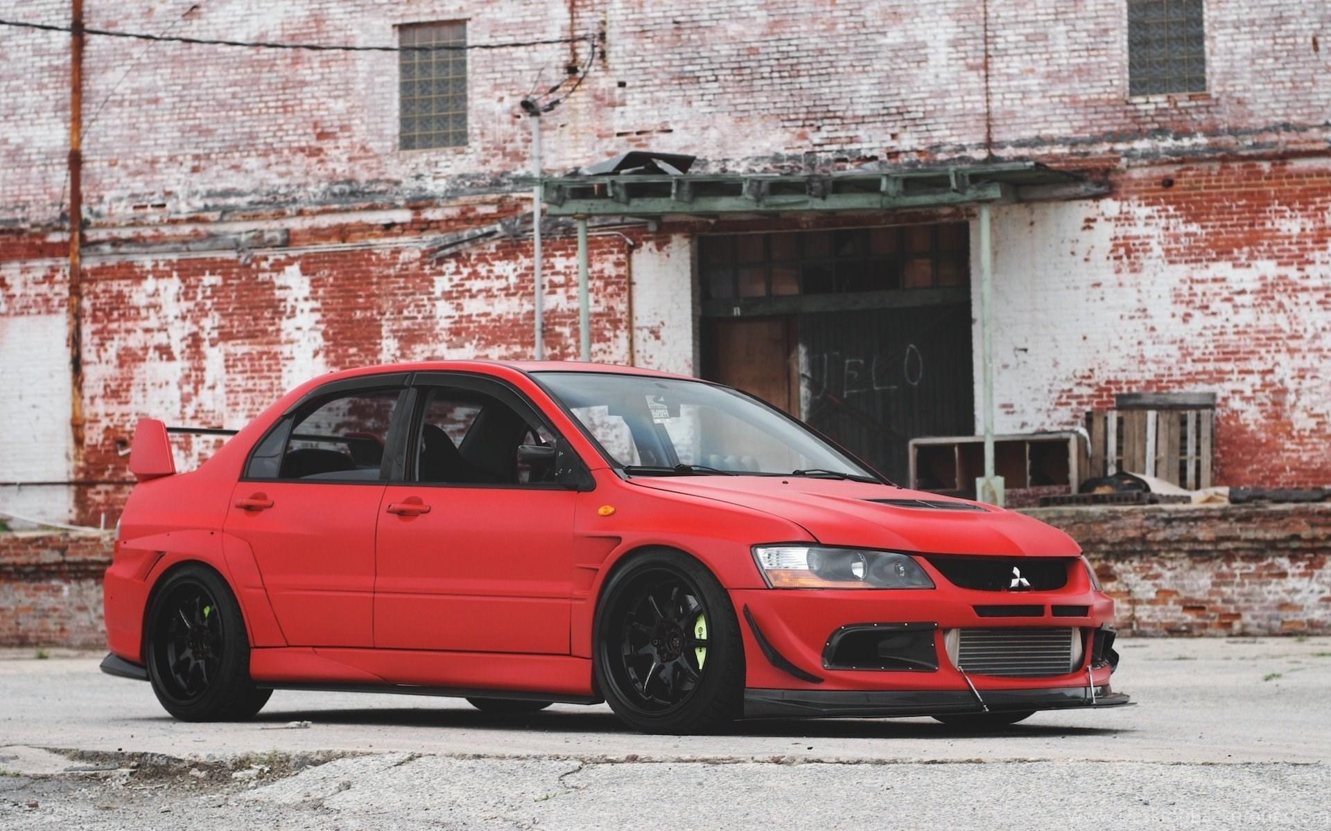 Mitsubishi Lancer Evolution X >> Download Wallpapers Mitsubishi, Lancer, Evolution 9, Jdm ...