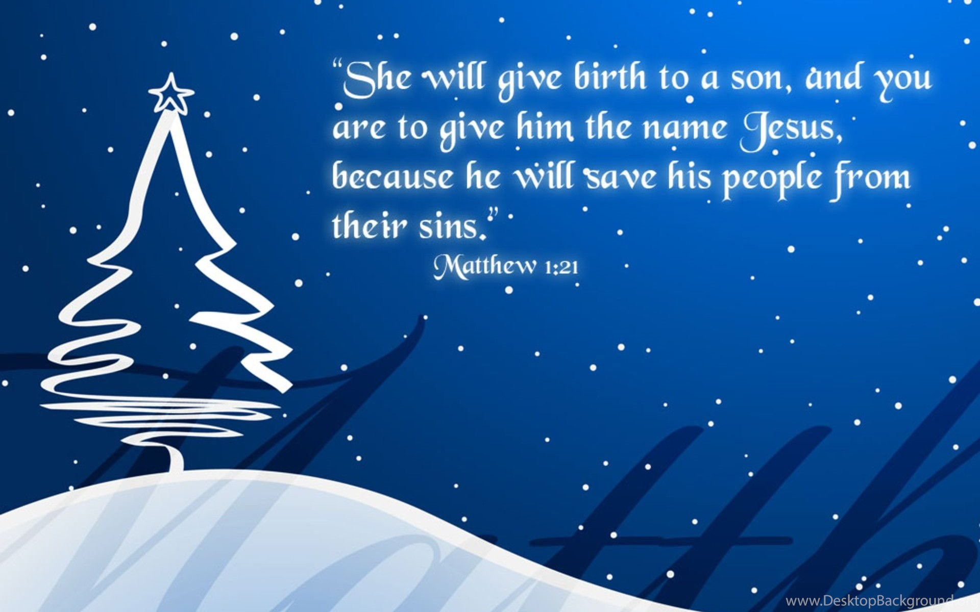 Christian Christmas Wallpaper Widescreen