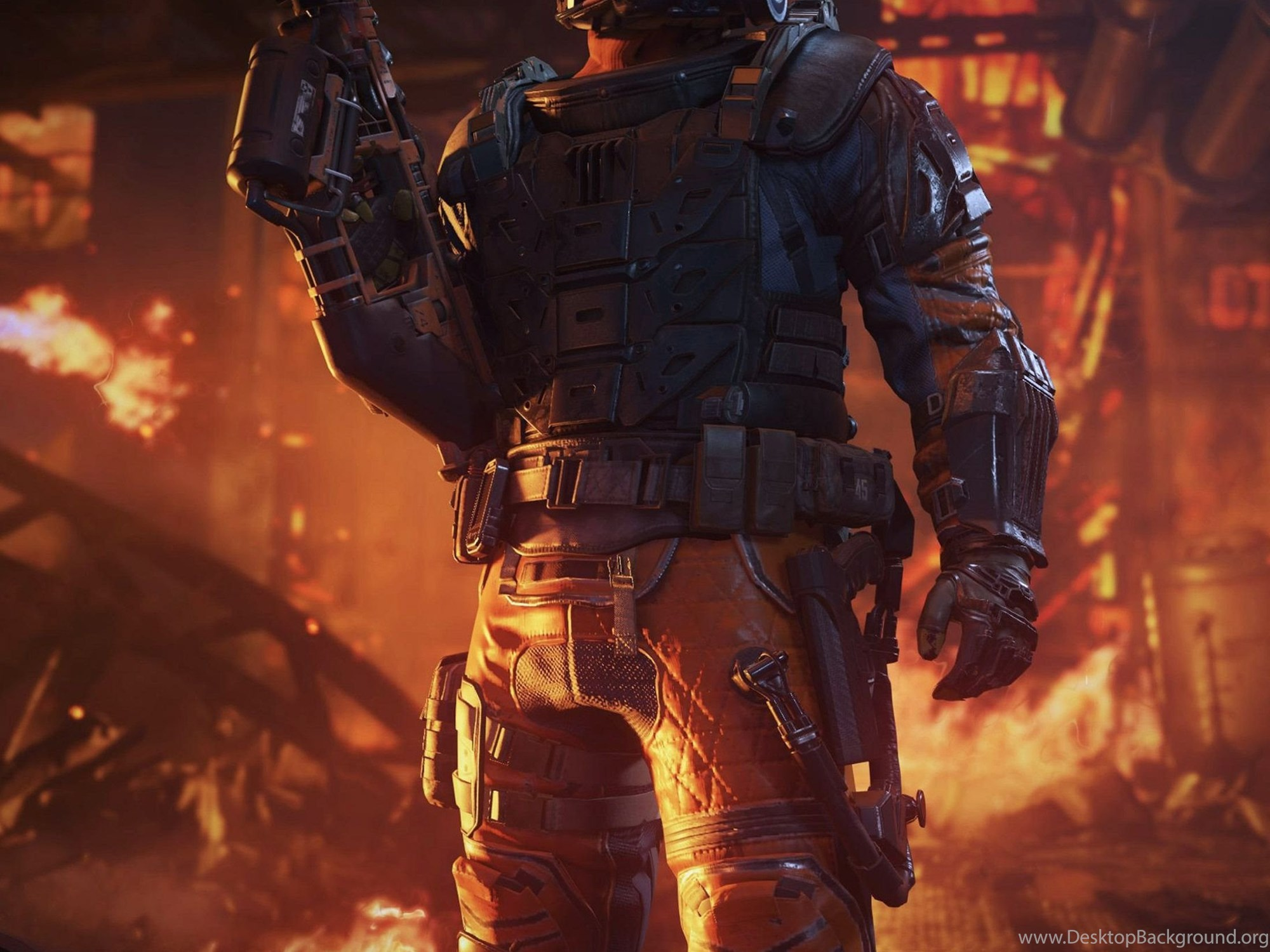 Epic Call Of Duty Black Ops 3 Wallpapers For Mobile Phones Call