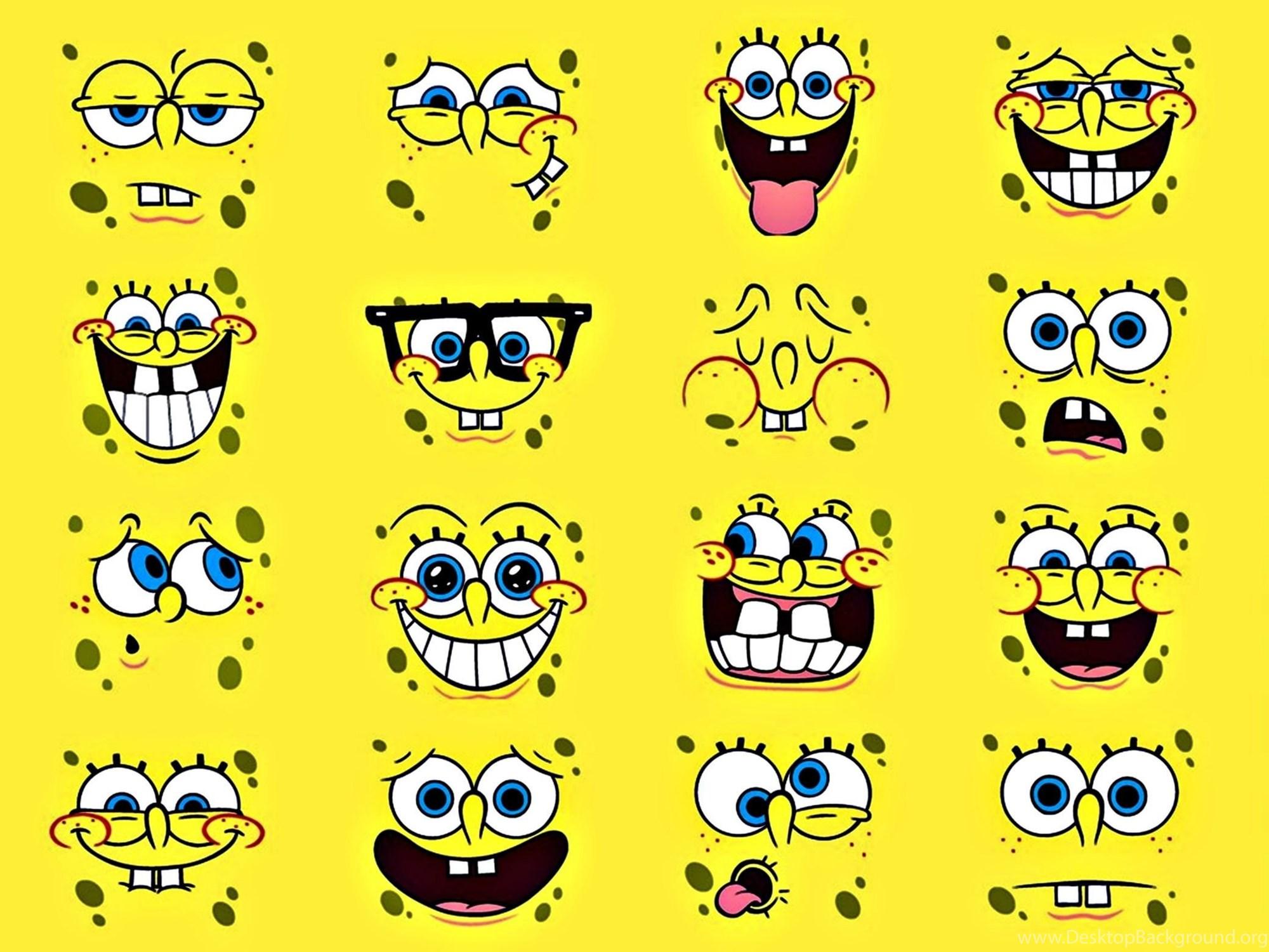 Face Spongebob Squarepants Anime Hd Wallpapers Picture Desktop