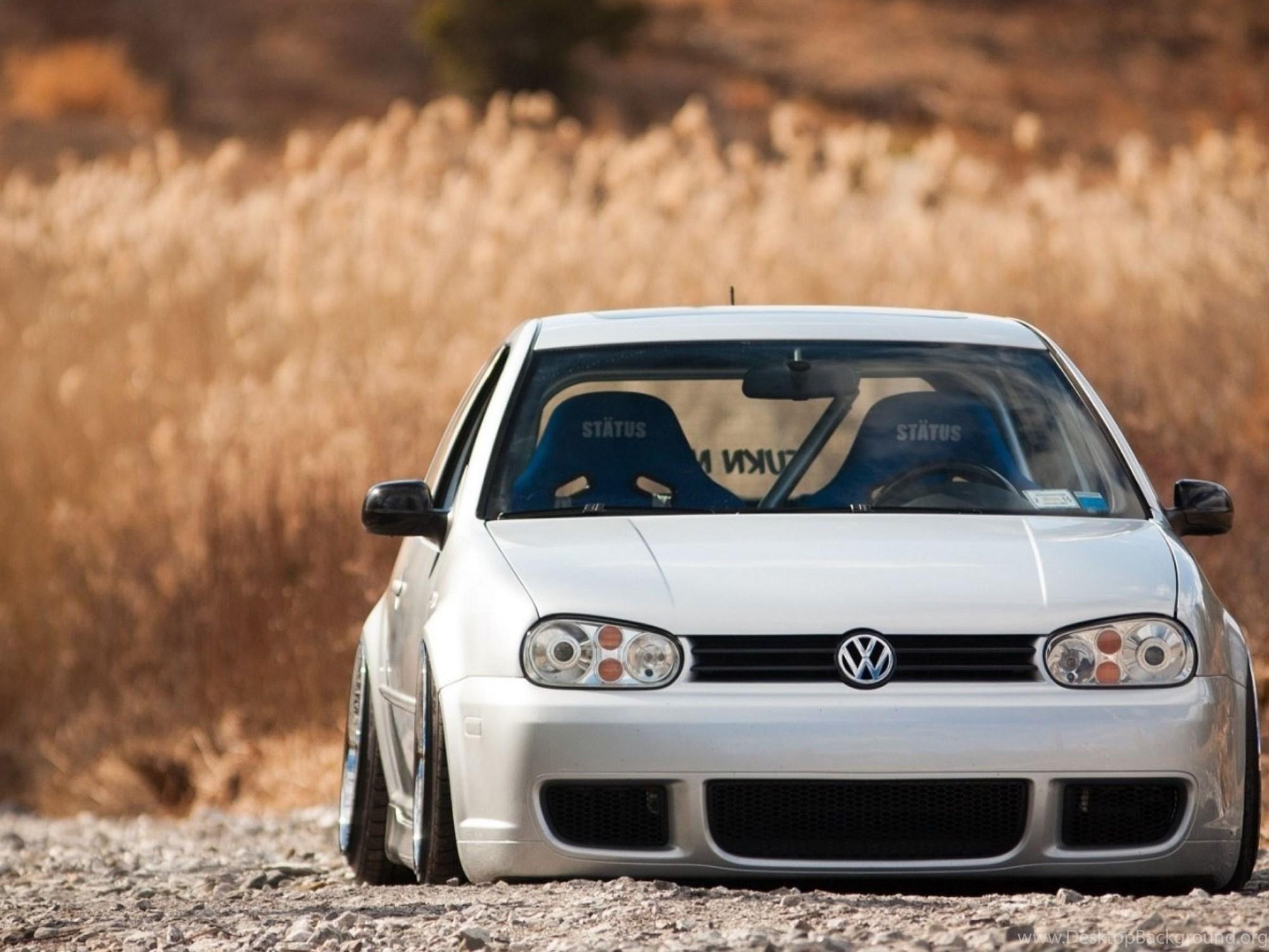 Volkswagen GOLF R32 Wallpapers 4K (4096x2160) Resolution