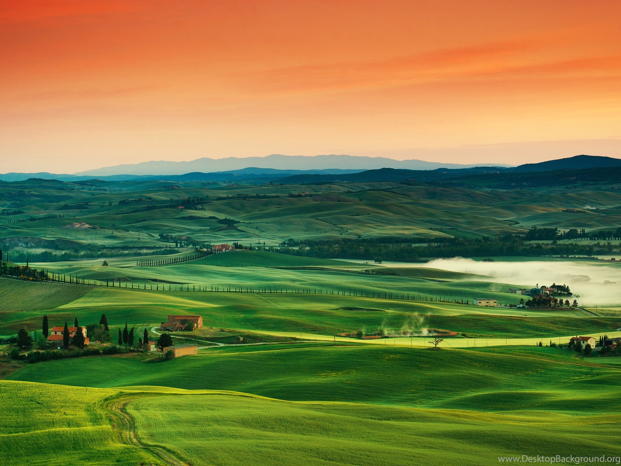 Tuscany Italy Computer Wallpapers, Desktop Backgrounds ...