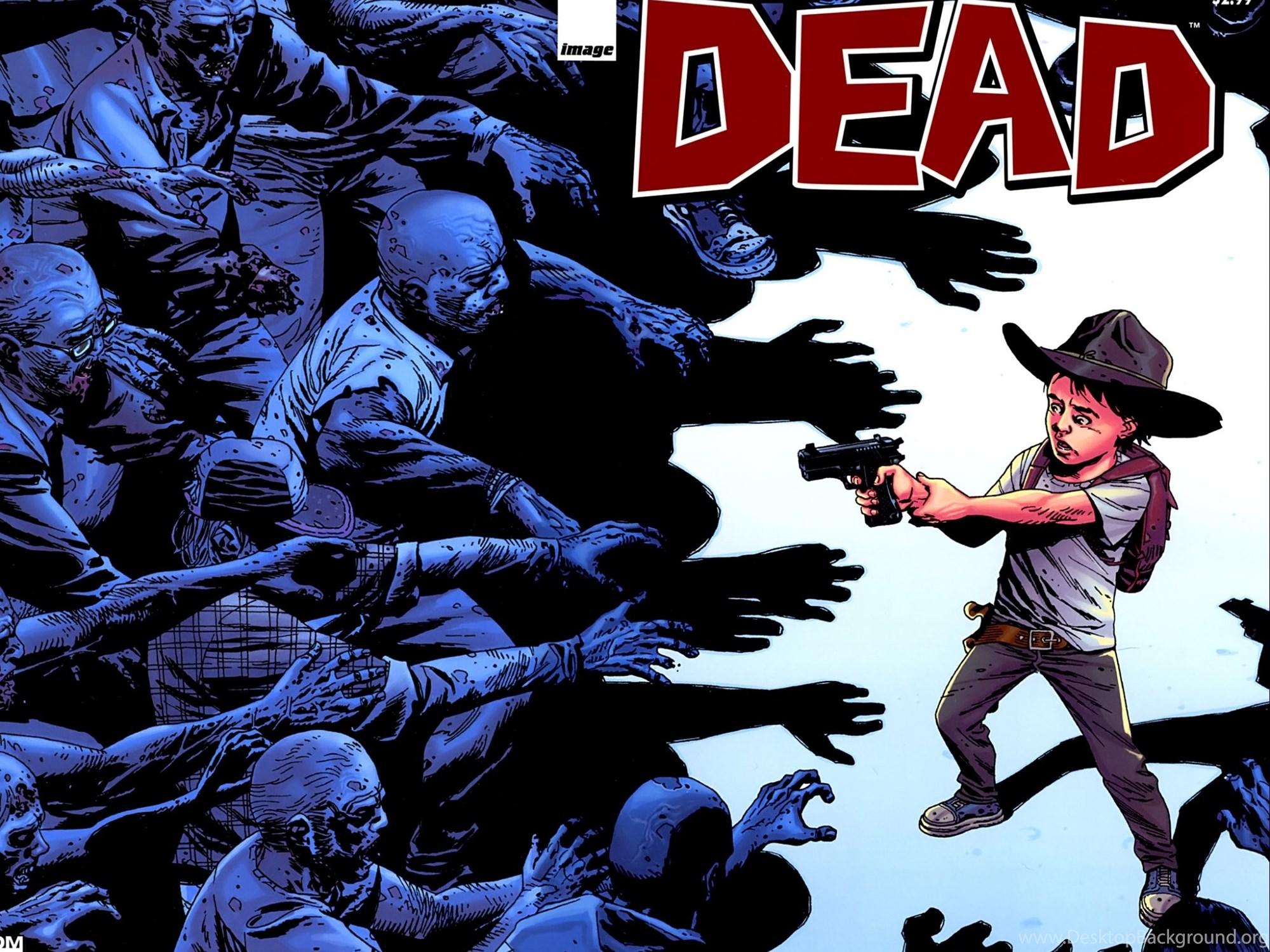 Droid Razr Maxx Hd Comics The Walking Dead Wallpapers Id 578343