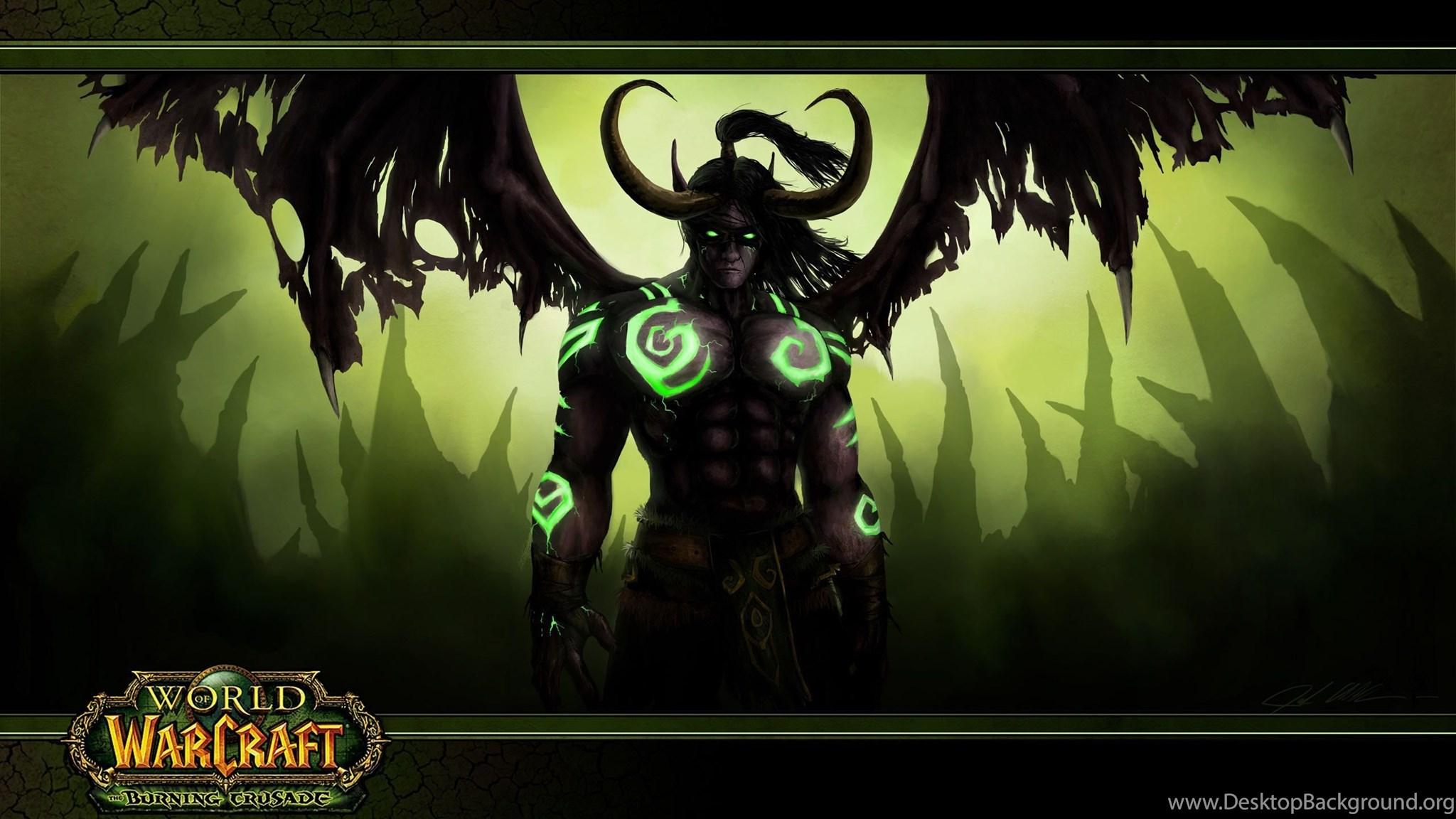 22 World Of Warcraft The Burning Crusade Hd Wallpapers Desktop