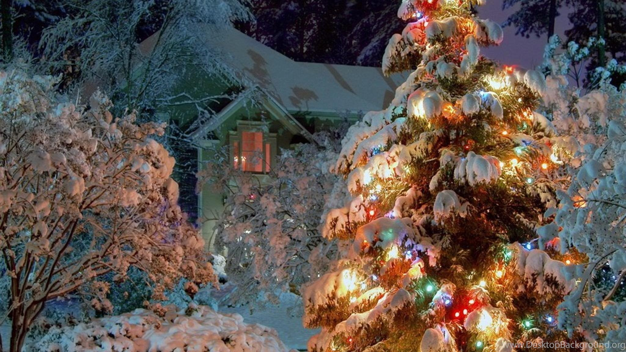 25 Christmas Ipad Wallpapers: Gallery For Hd Christmas Wallpapers Ipad Desktop Background