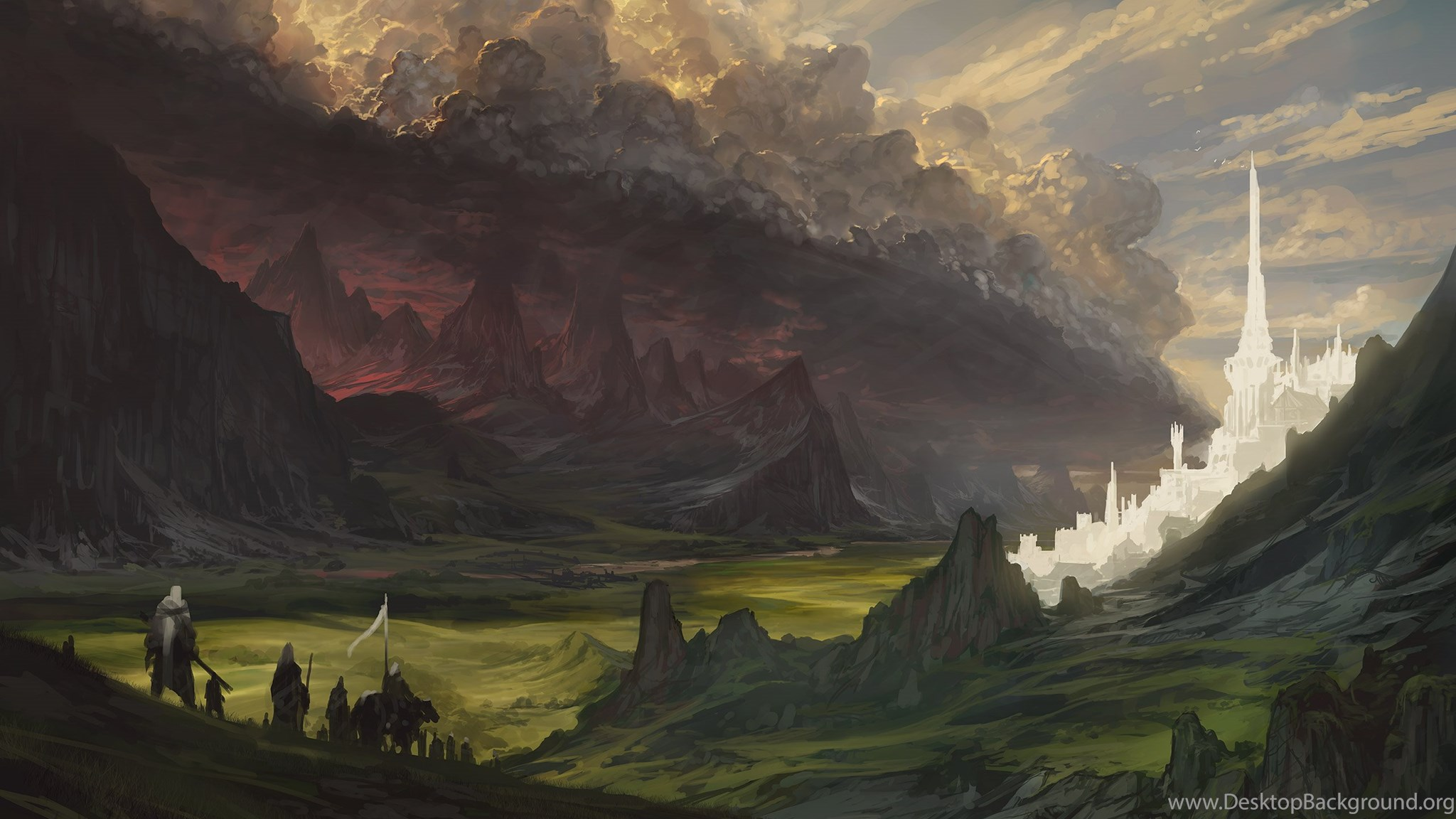 Lord Of The Rings Computer Wallpapers Desktop Backgrounds