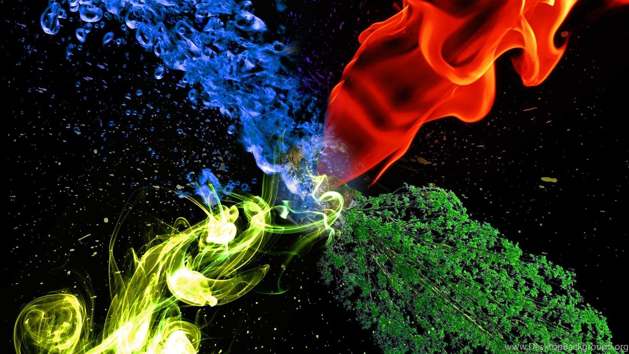 получилось вода огонь земля картинки заработала первая городе