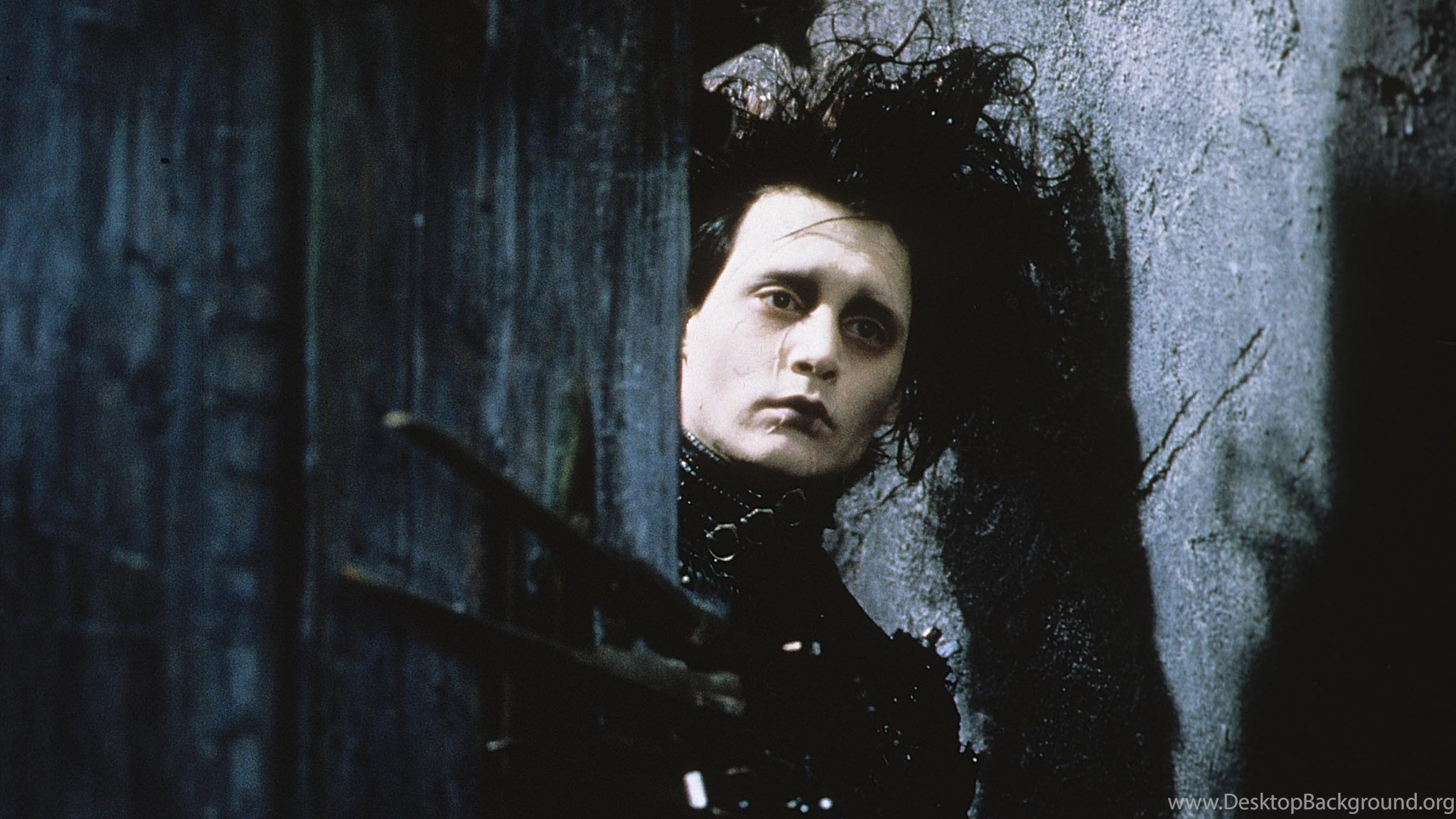 edward scissorhands isolation essay Edward scissorhands quotes found 65 quotes [ page 1 of 4 ] 8 8 kim: you're here they didn't hurt you, did they [edward shakes his head] kim: were you scared.