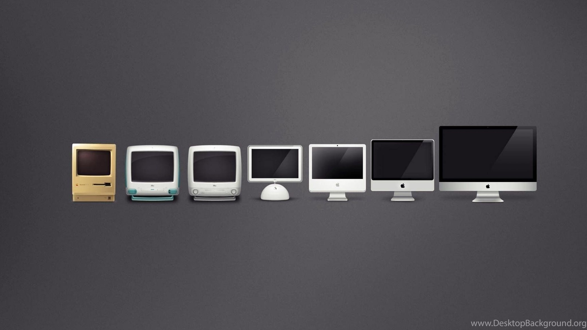 Admirable Mac Computers Evolution Apple Wallpapers Hd Free Desktop Complete Home Design Collection Epsylindsey Bellcom