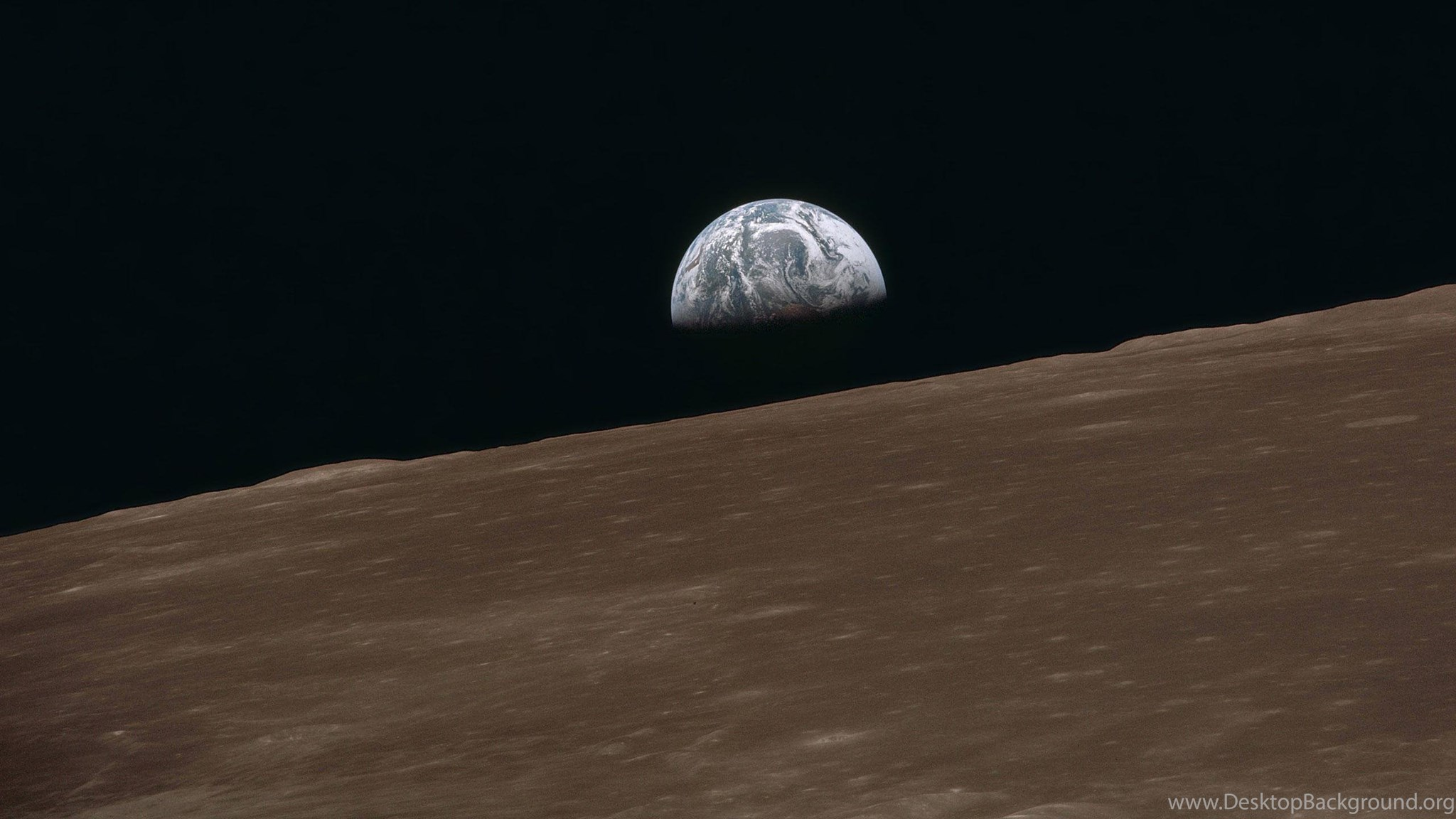 earth from the moon - HD1152×864