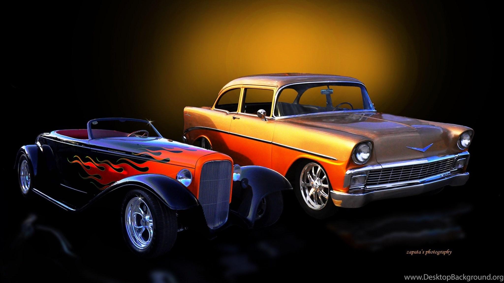 23394) Chevy Muscle Car Backgrounds Wallpapers WalOps.com Desktop ...