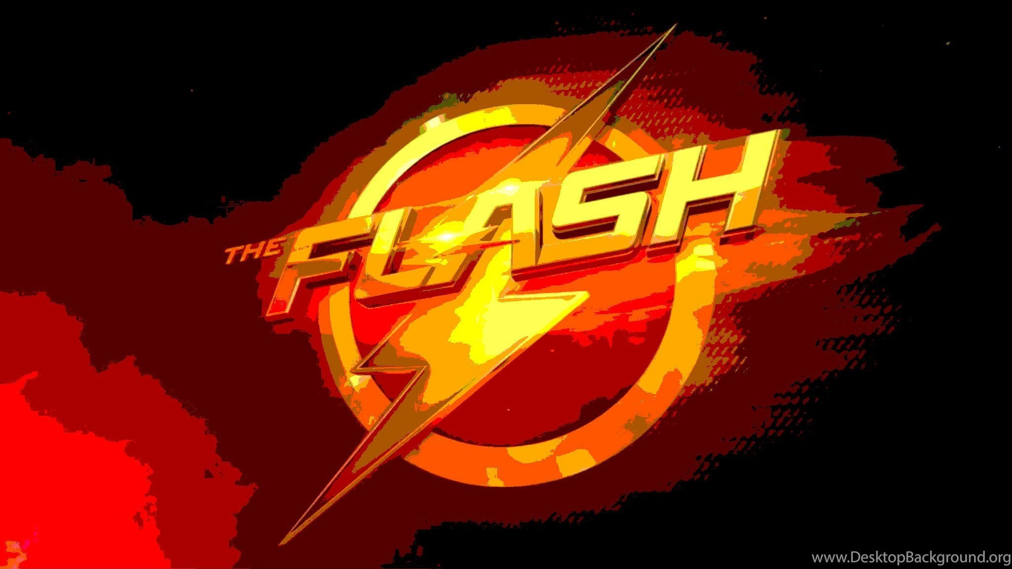 The Flash Dc Comics D C Superhero Wallpapers Desktop Background