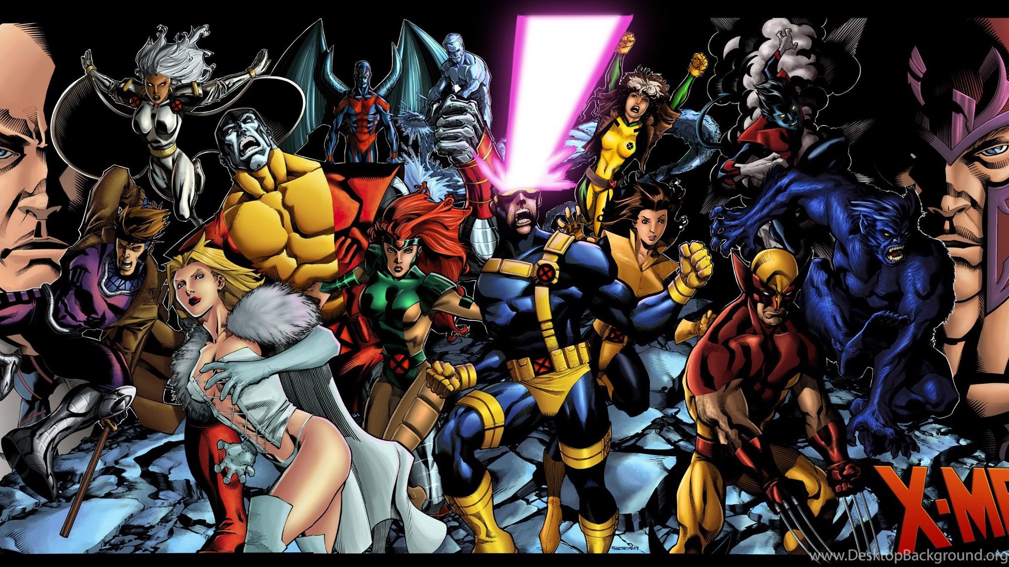 6 Marvel Comics HD Wallpapers Desktop Background