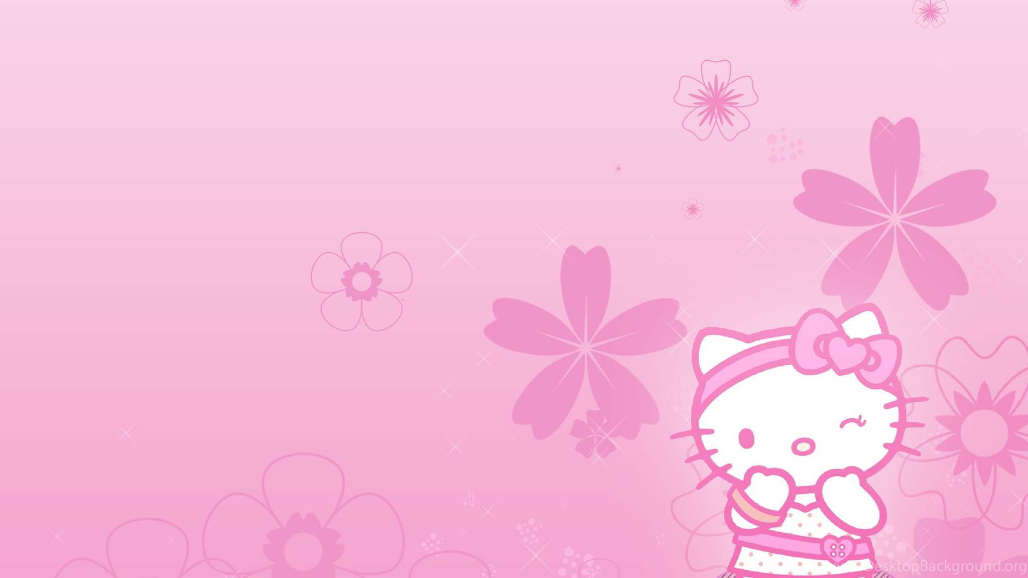 Download Wallpaper Hello Kitty Floral - 744663_hello-kitty-wallpapers-a5-hd-wallpapers_2524x1920_h  You Should Have_553751.png