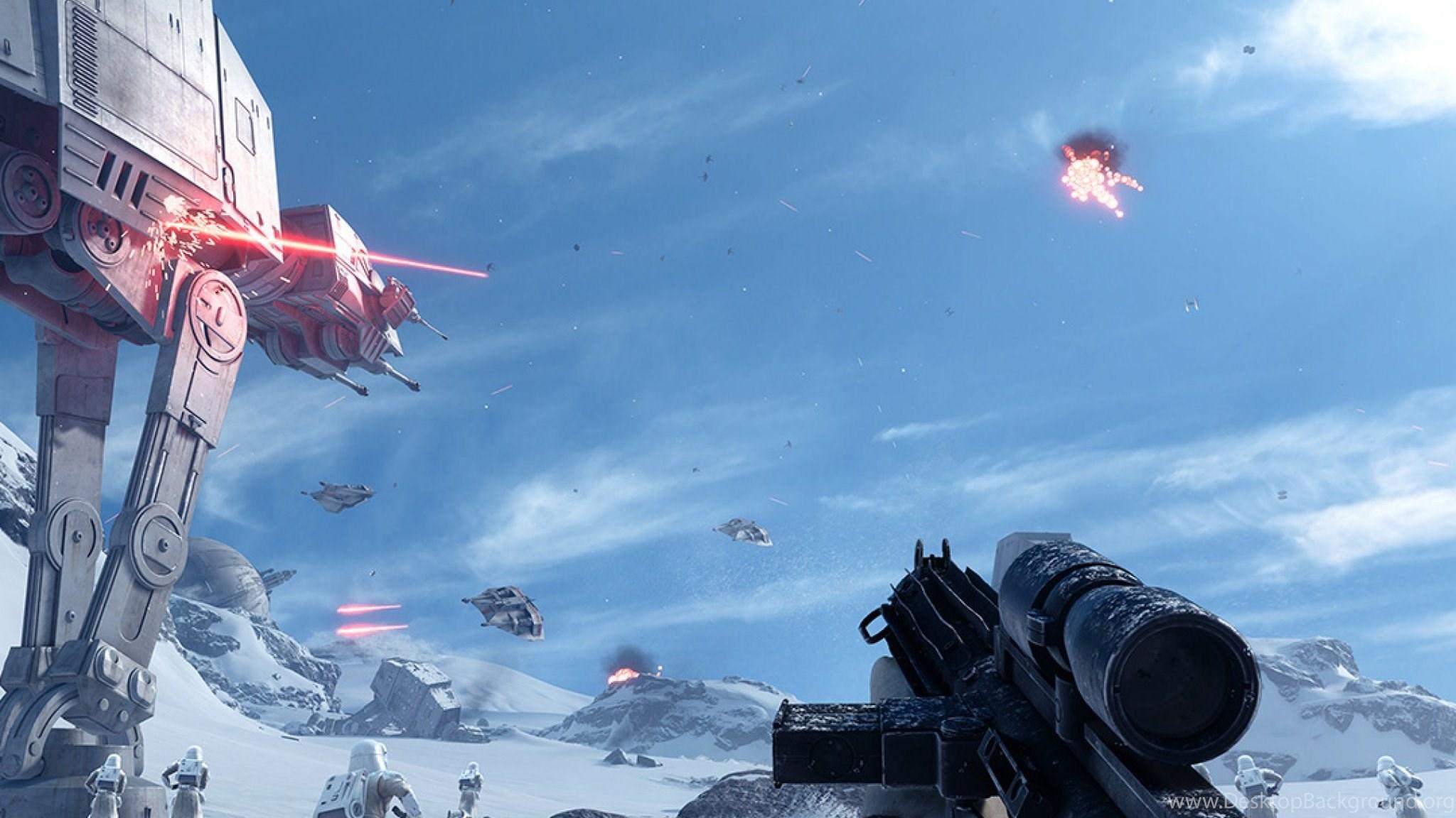 Star Wars Battlefront Ipad 3 4 Air Wallpapers Desktop Background